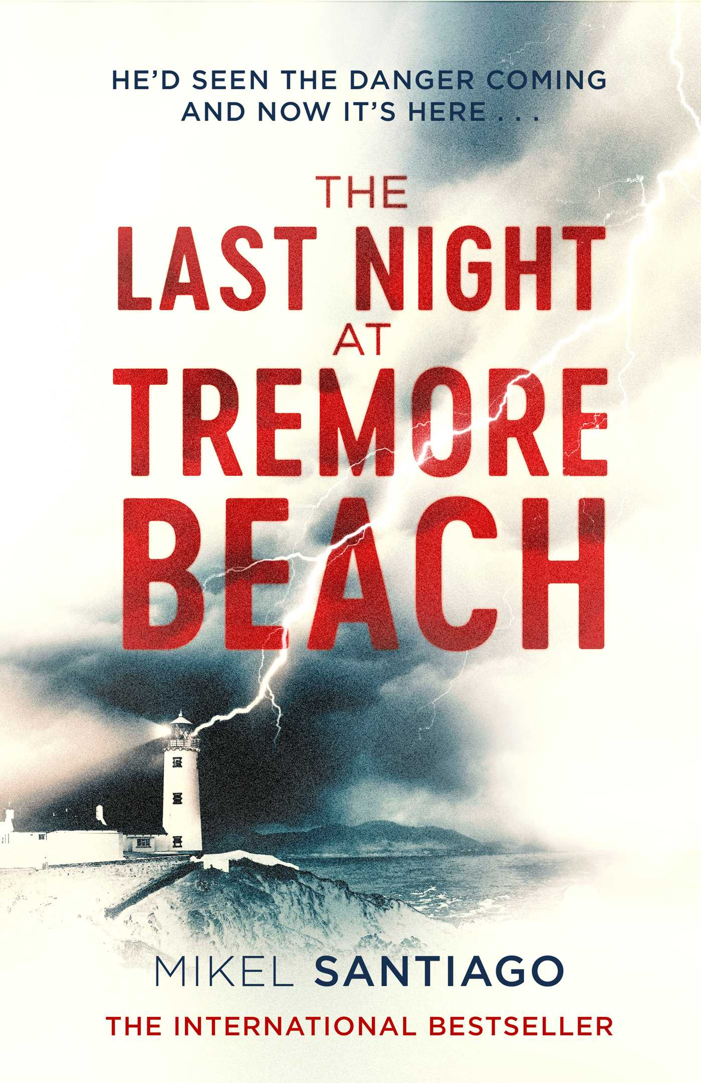 The last night at tremore beach 9781471150135 hr