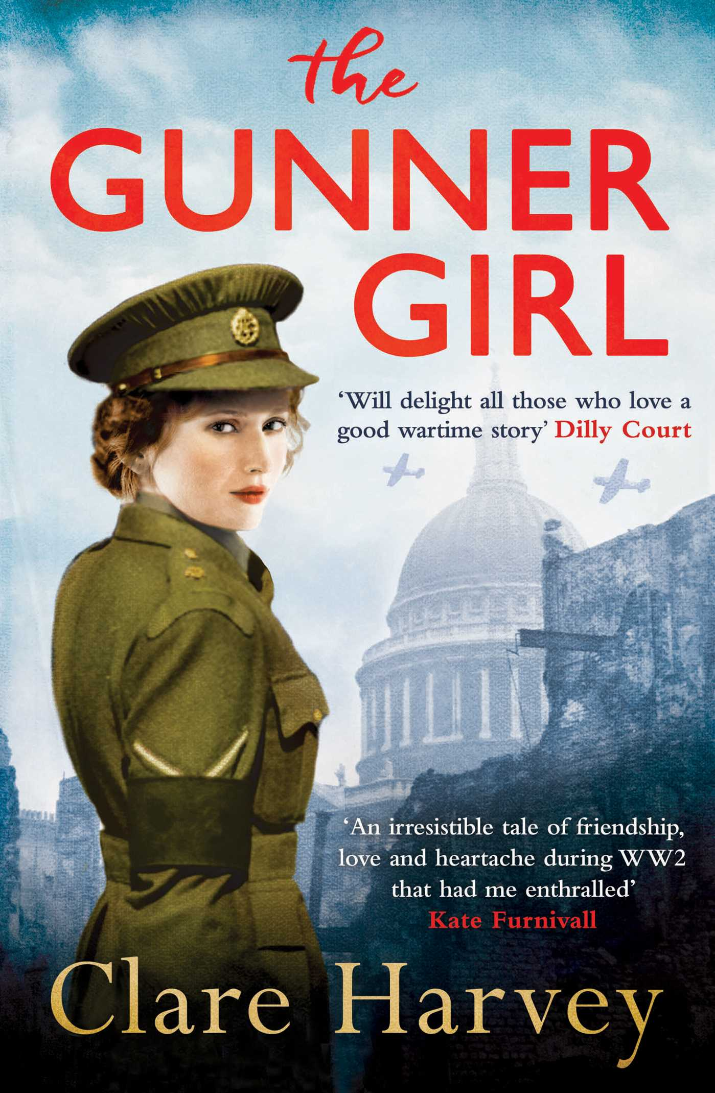 The gunner girl 9781471150555 hr