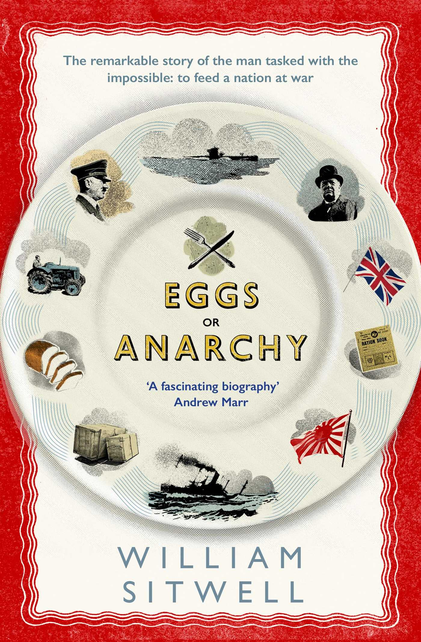 Eggs or anarchy 9781471151071 hr