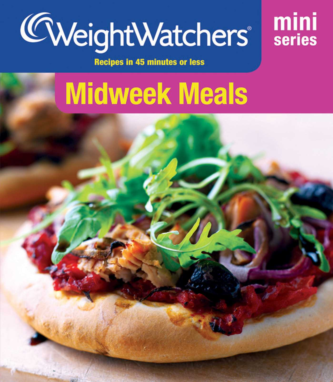 Weight watchers mini series midweek meals 9781471151330 hr