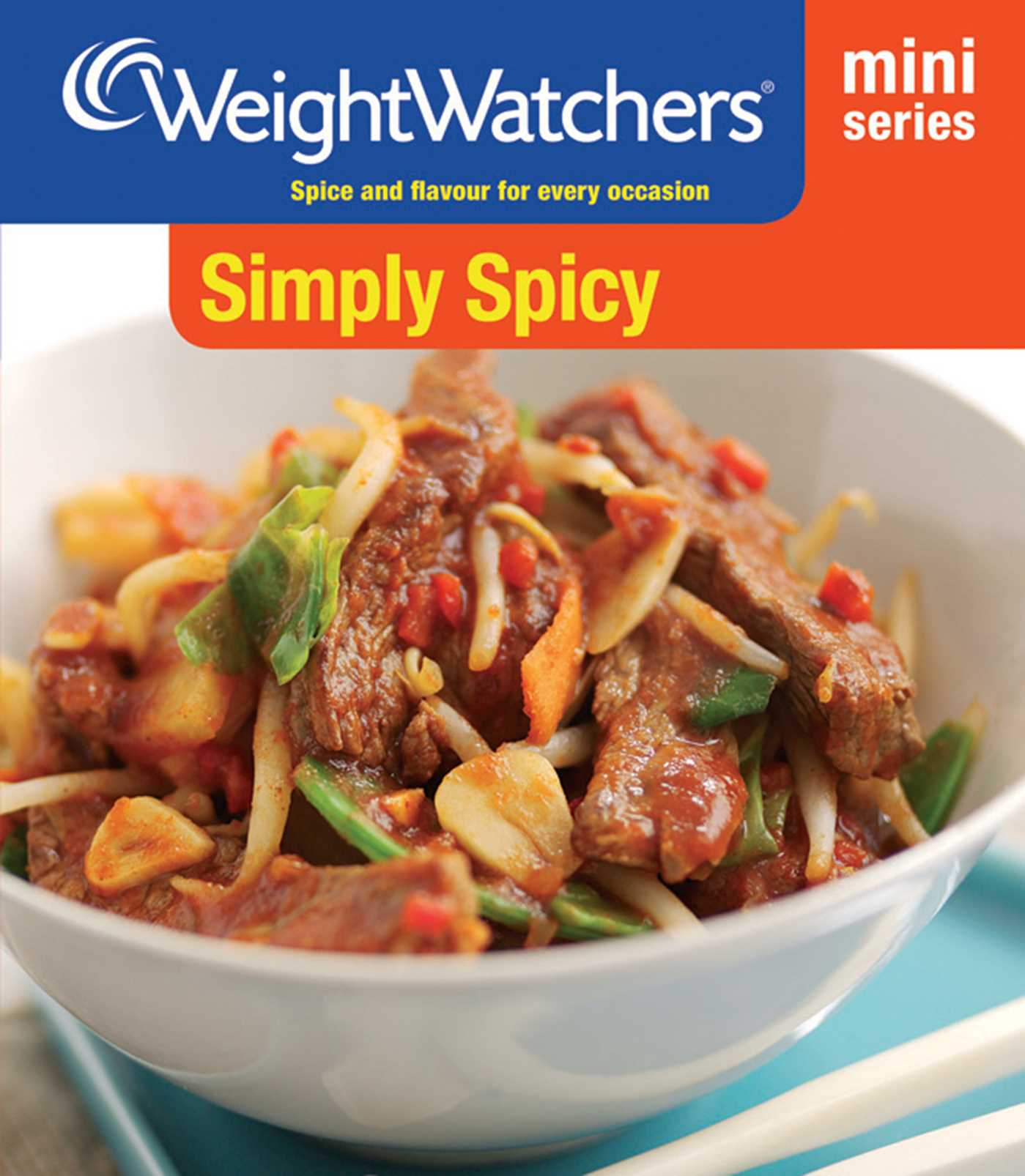 Weight watchers mini series simply spicy 9781471151361 hr