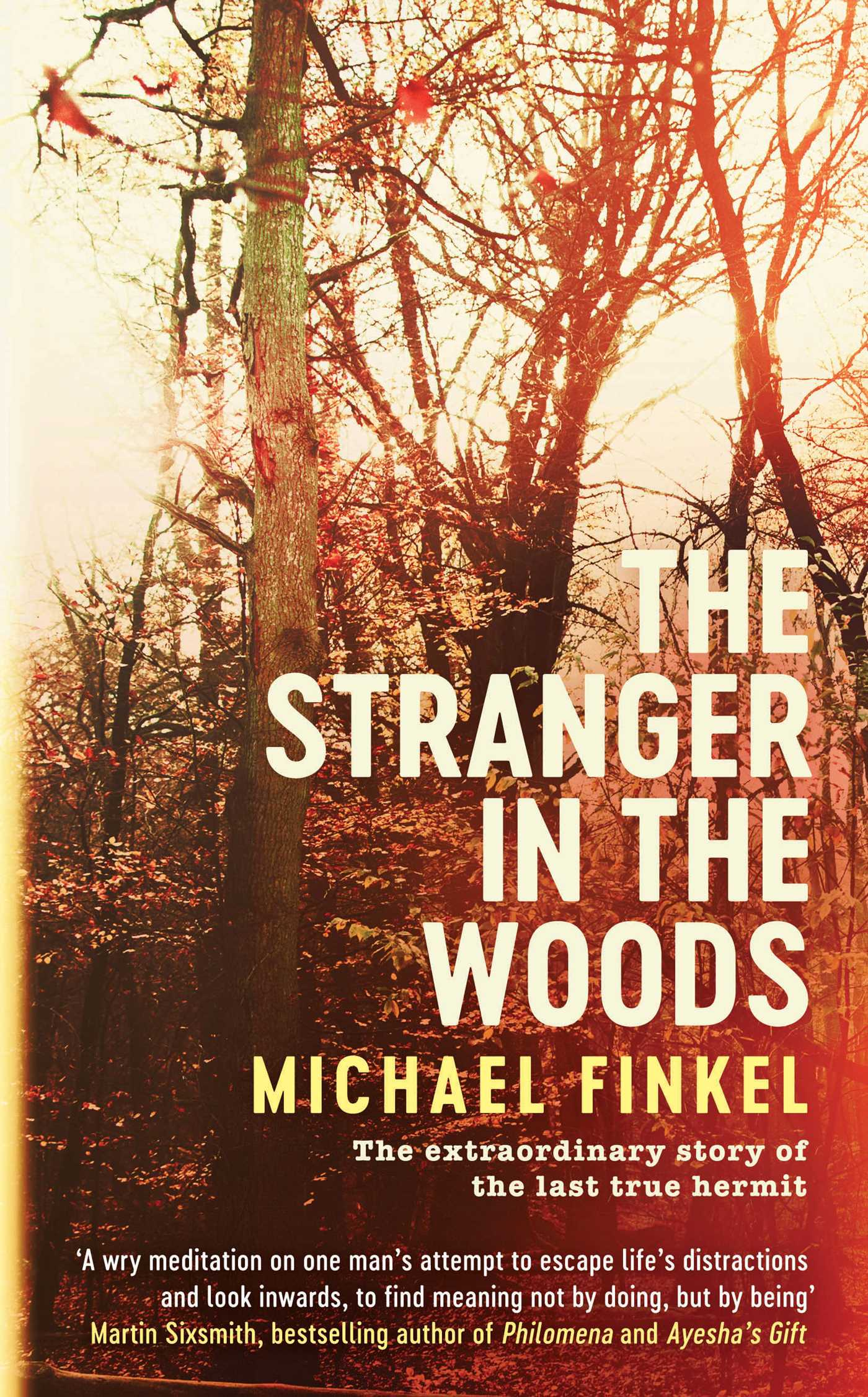 The stranger in the woods 9781471152115 hr