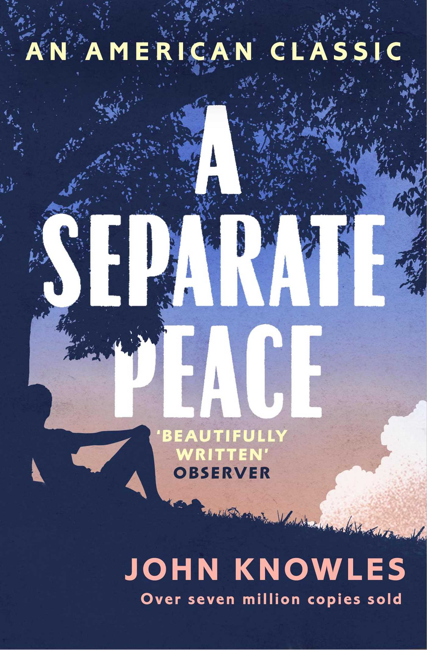 a separate peace book by john knowles official publisher page  a separate peace 9781471152320 hr