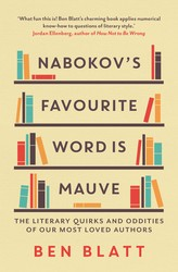 Nabokov's Favourite Word Is Mauve
