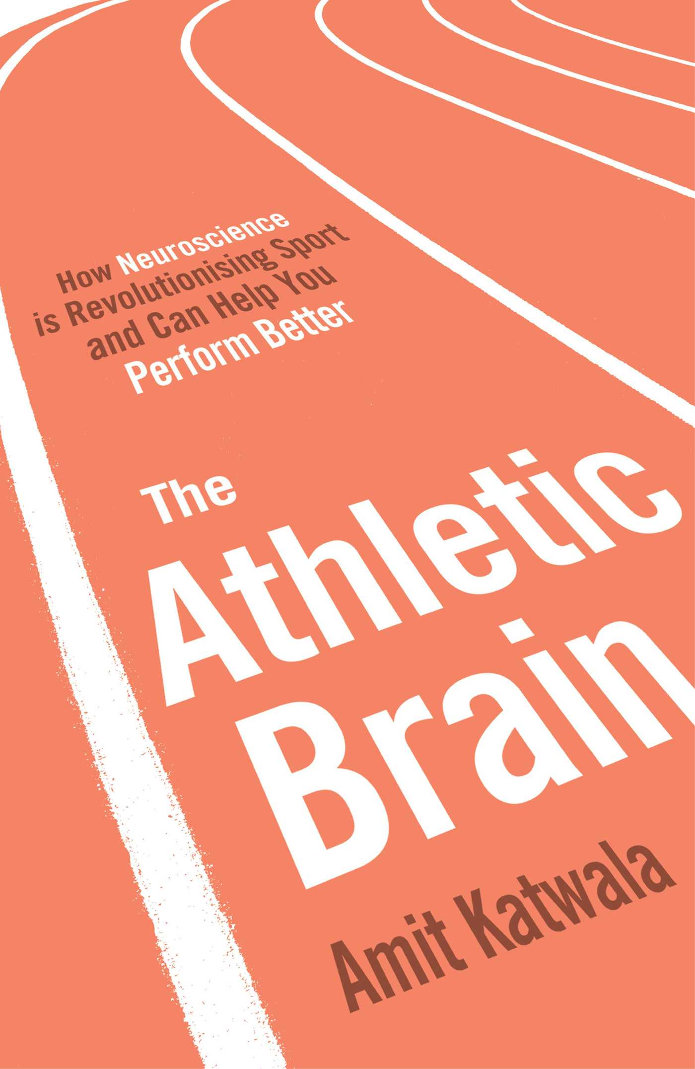 The athletic brain 9781471155925 hr