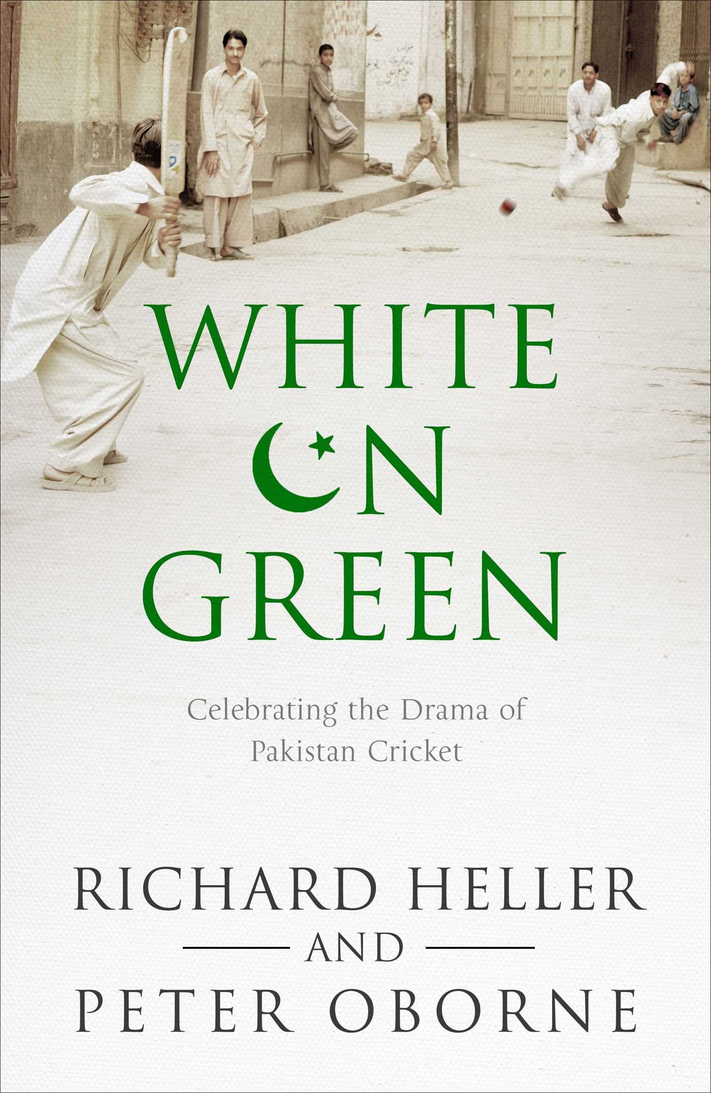 White on green 9781471156410 hr