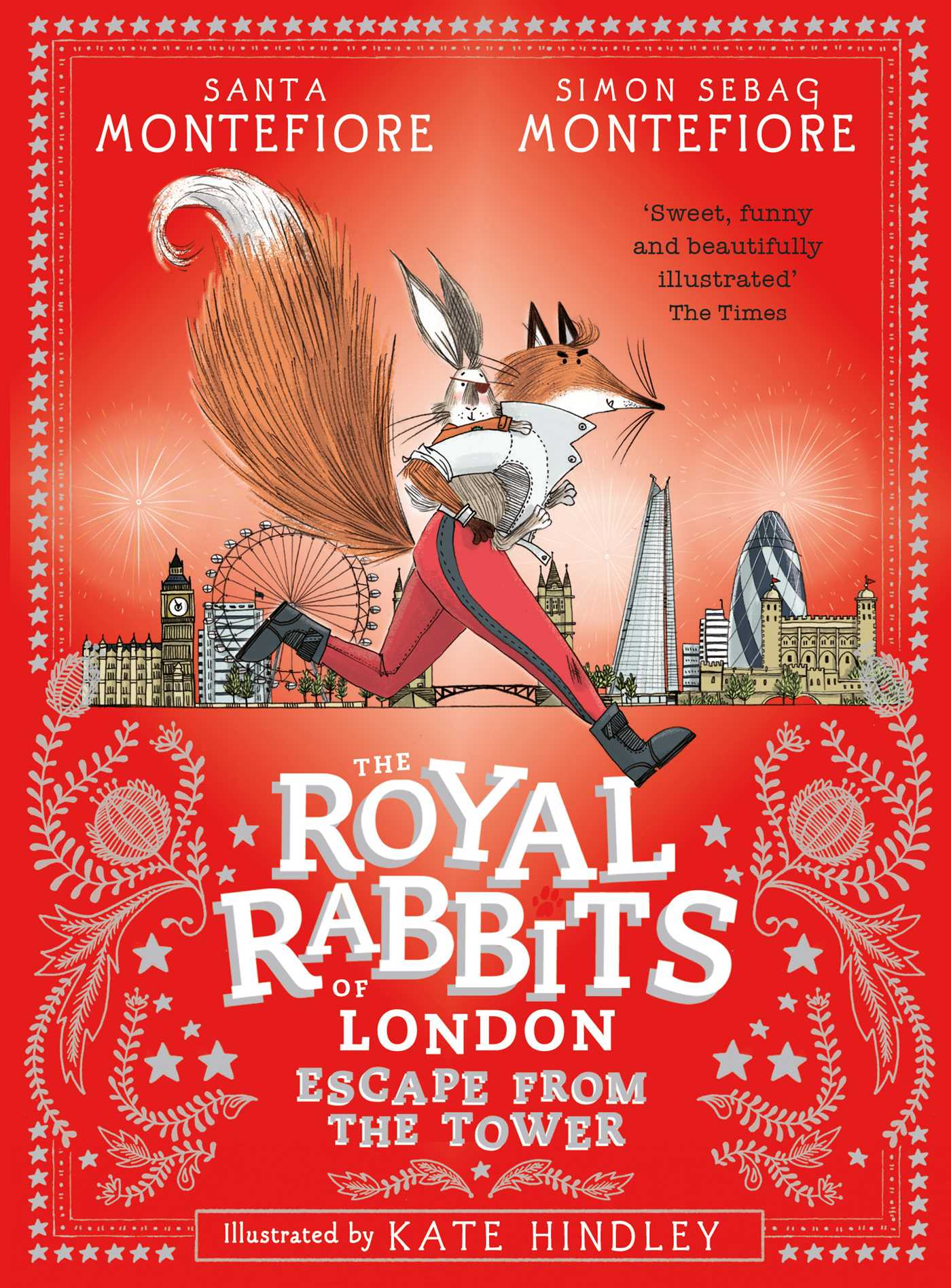 The royal rabbits of london escape from the tower 9781471157905 hr