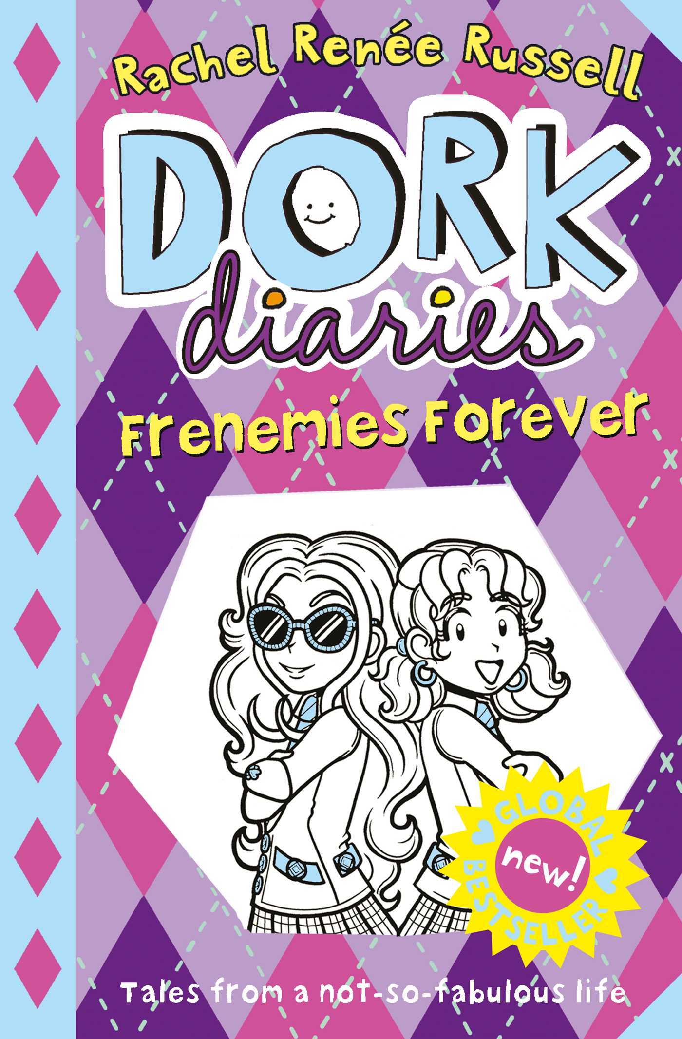 Dork diaries frenemies forever book by rachel renee russell book cover image jpg dork diaries frenemies forever solutioingenieria Choice Image