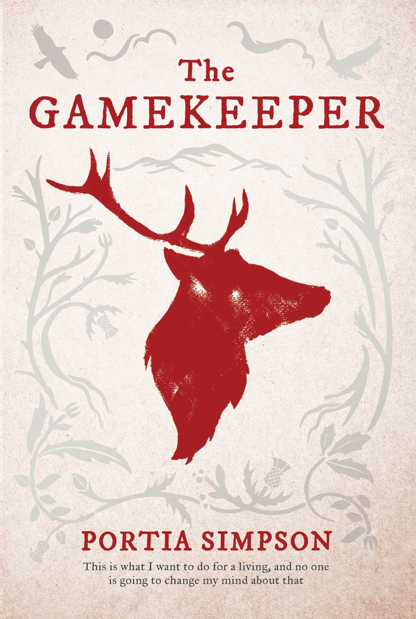 The gamekeeper 9781471159244 hr