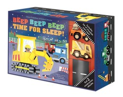 Beep Beep Beep: A Road Play Set