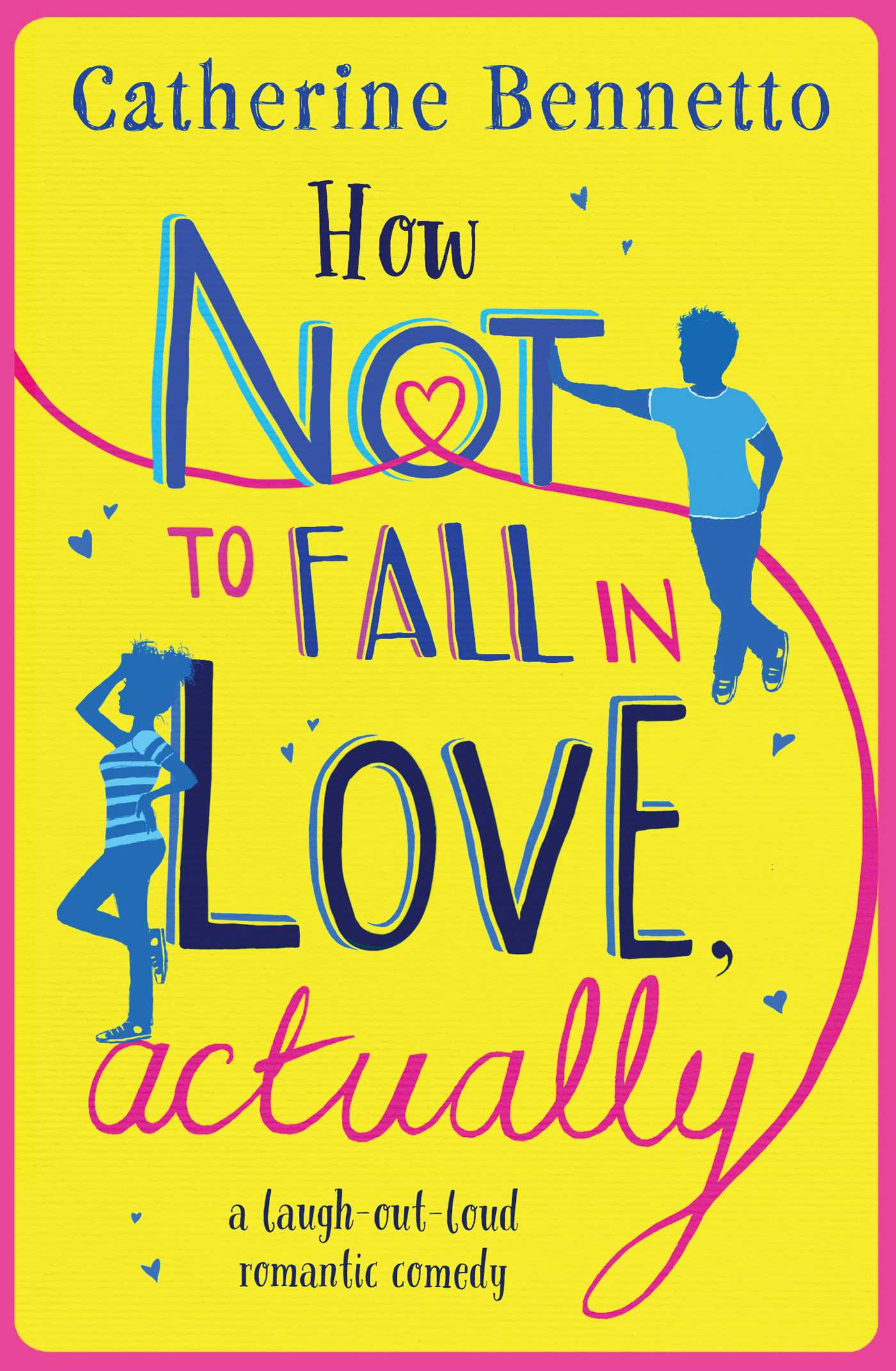 How not to fall in love actually 9781471160011 hr