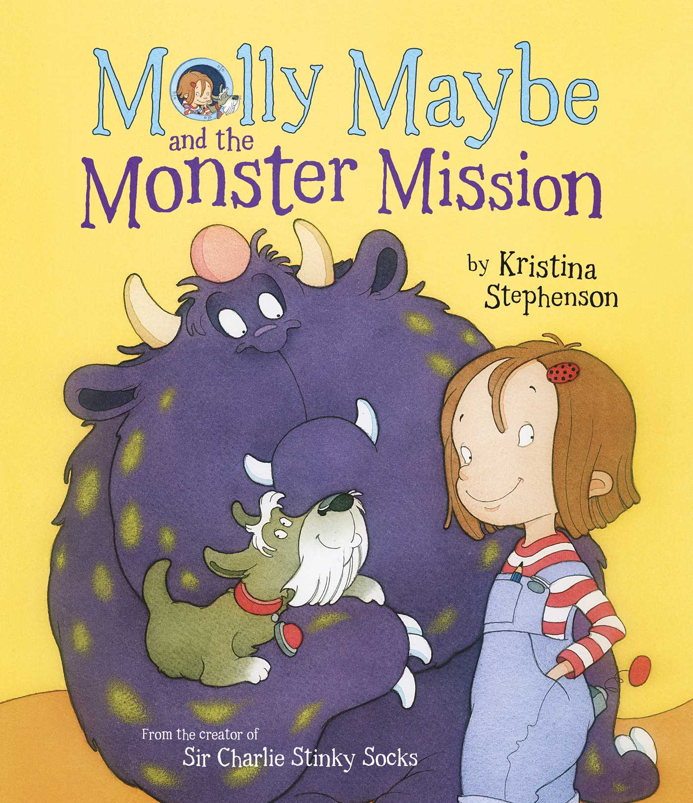 Molly maybe and the monster mission 9781471160547 hr