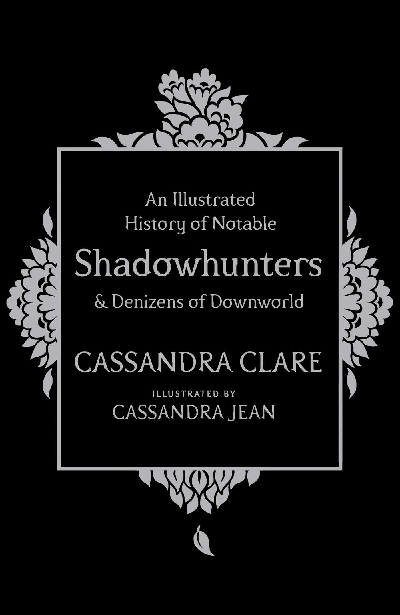 Resultado de imagen de an illustrated history of notable shadowhunters