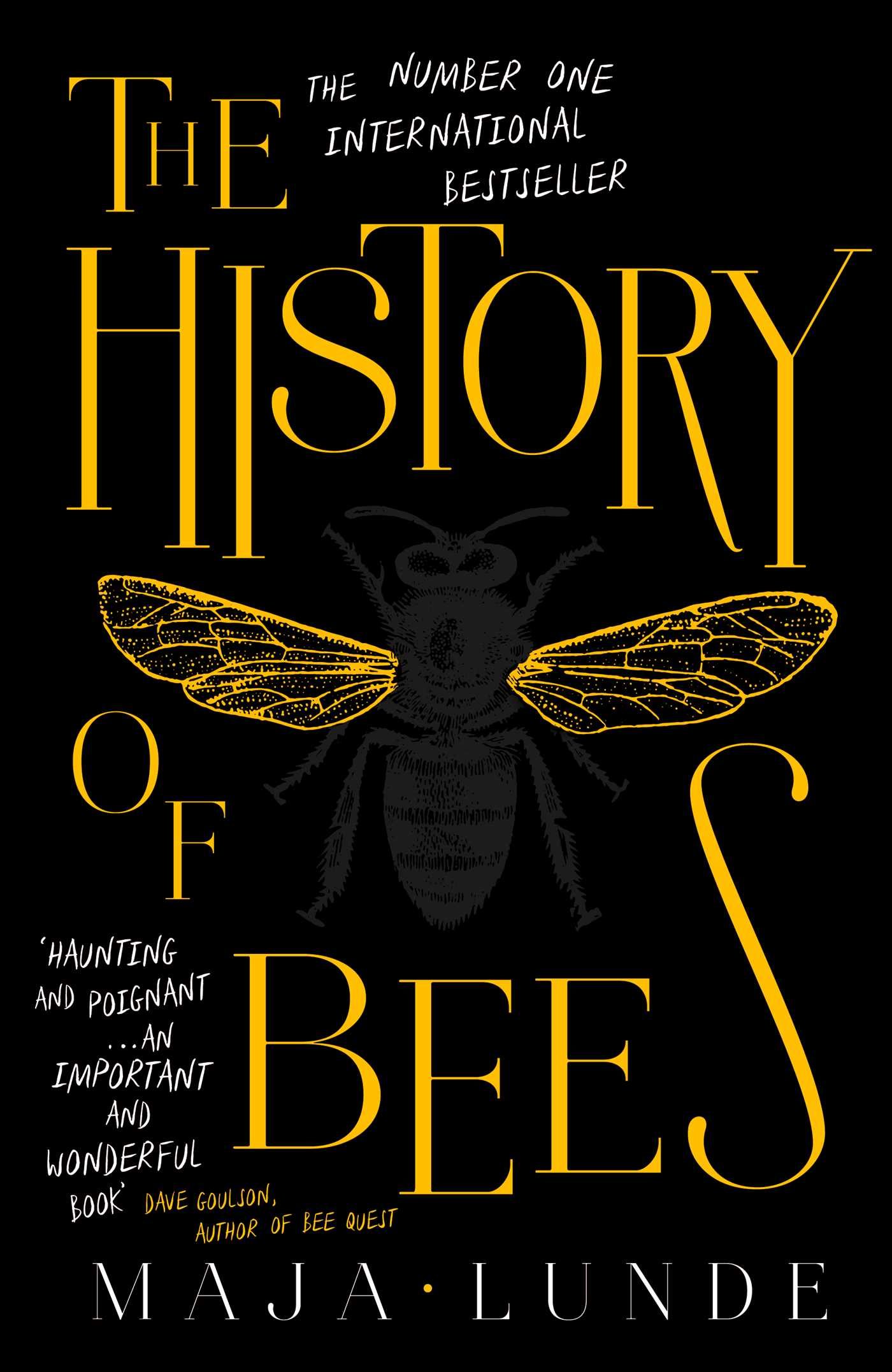 The history of bees 9781471162749 hr