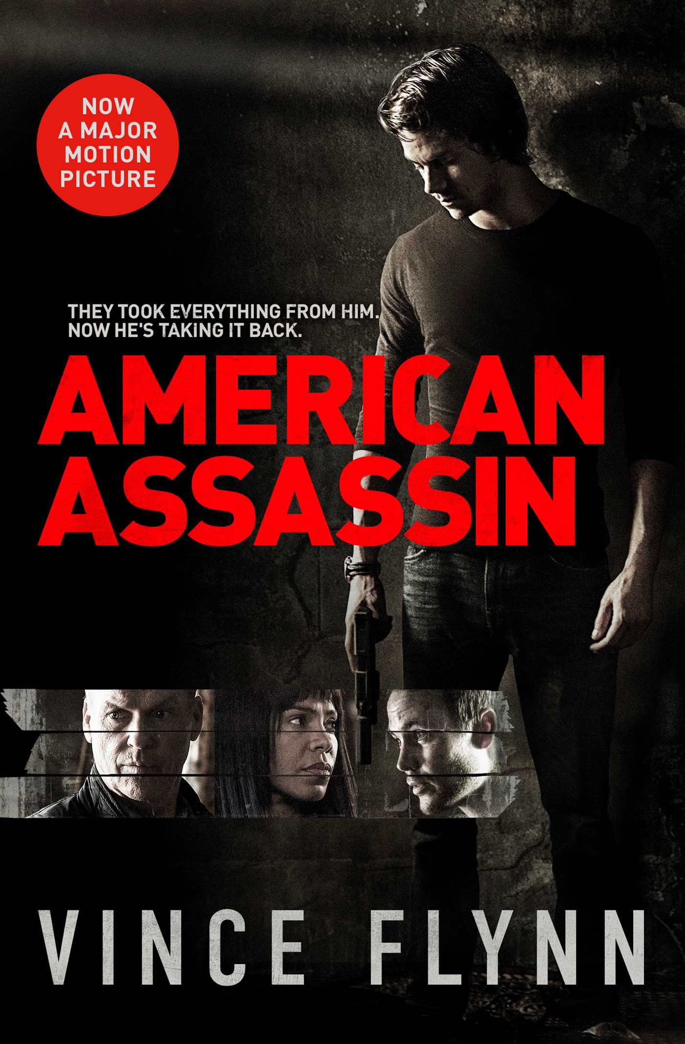 American assassin 9781471164088 hr