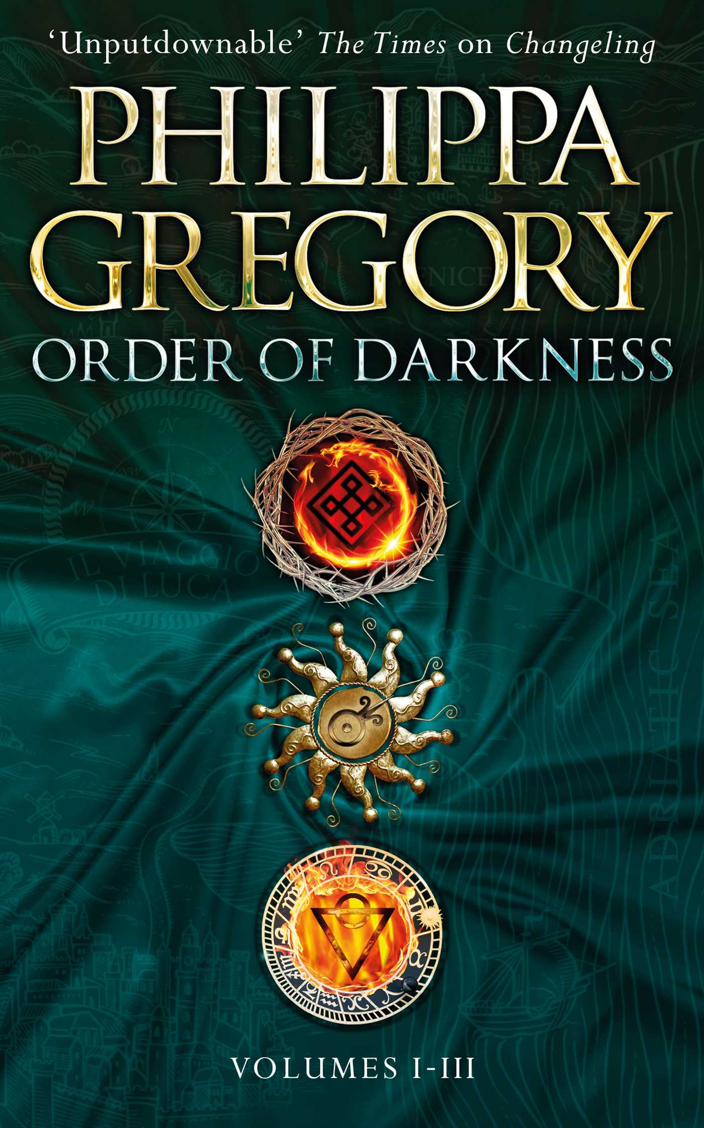 Order of darkness volumes i iii 9781471164255 hr