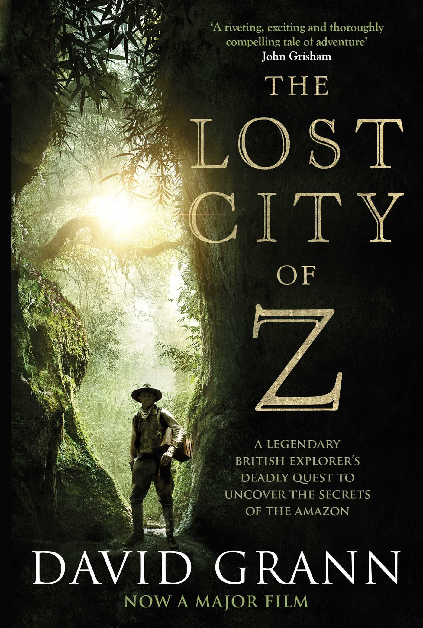 The lost city of z 9781471164910 hr