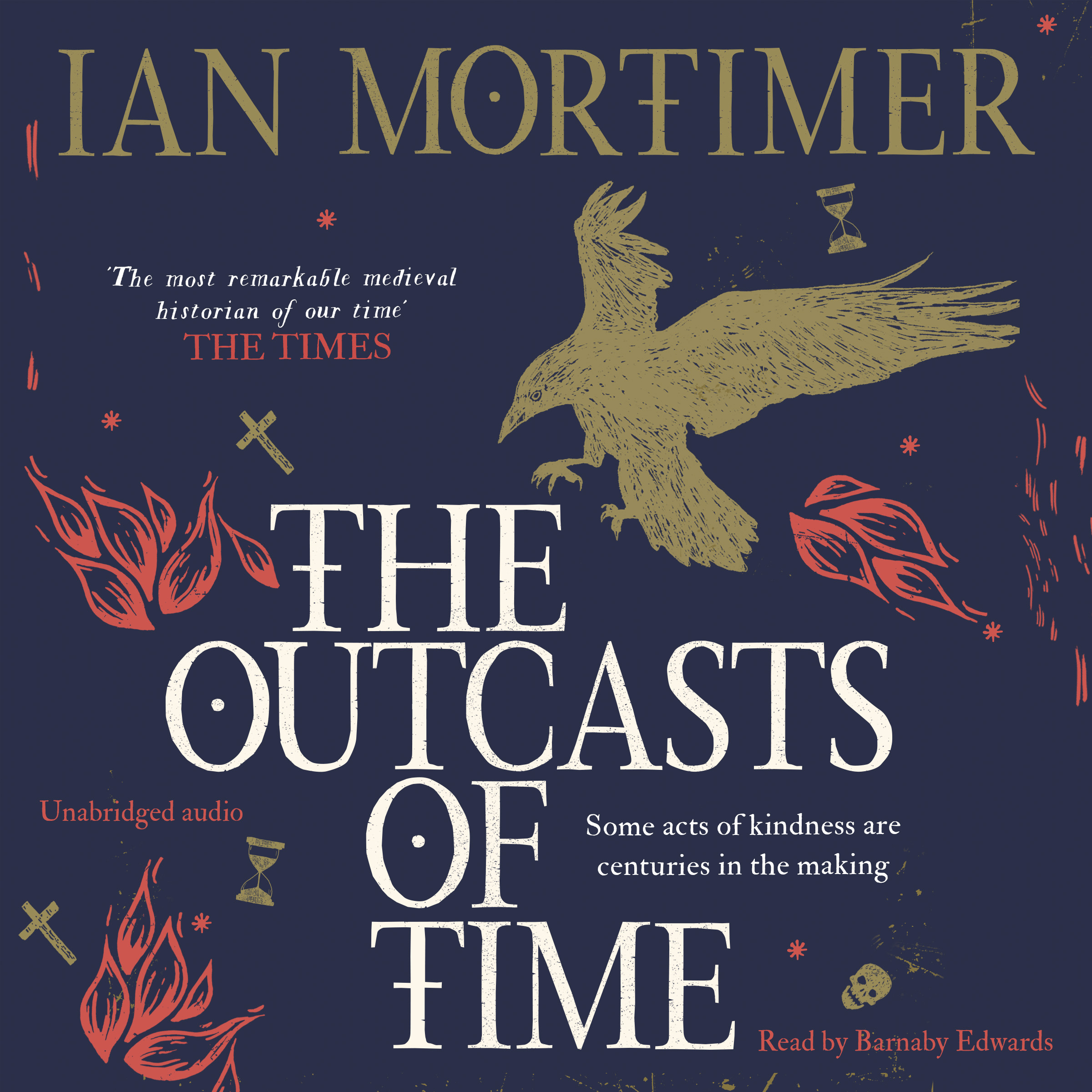 The outcasts of time 9781471166693 hr