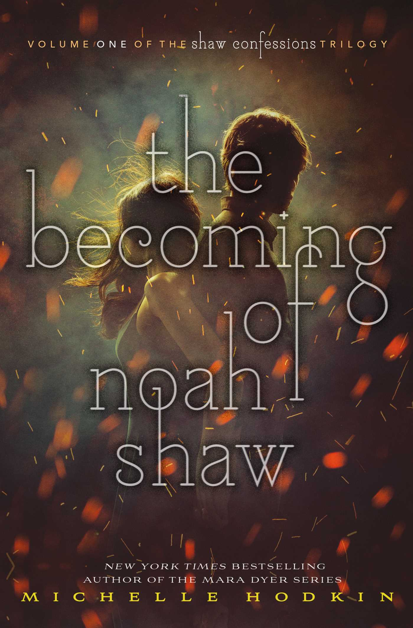 The becoming of noah shaw 9781471171413 hr
