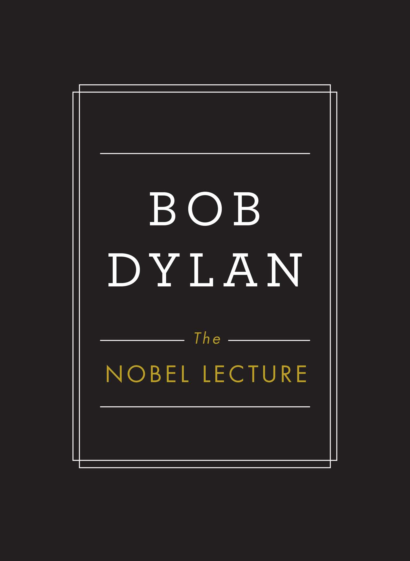 The nobel lecture 9781471172182 hr