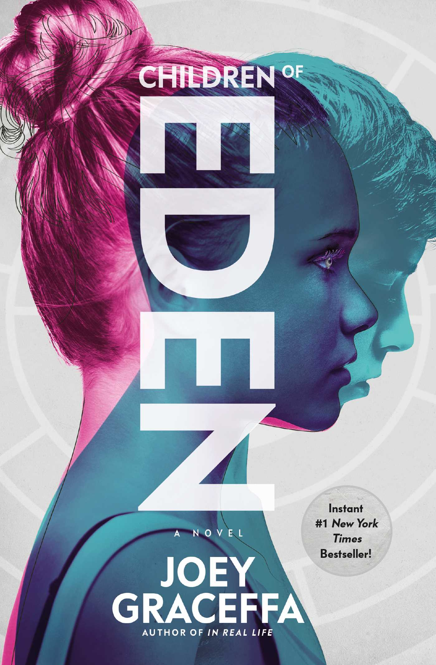 Children of eden book by joey graceffa official publisher page book cover image jpg children of eden fandeluxe Images
