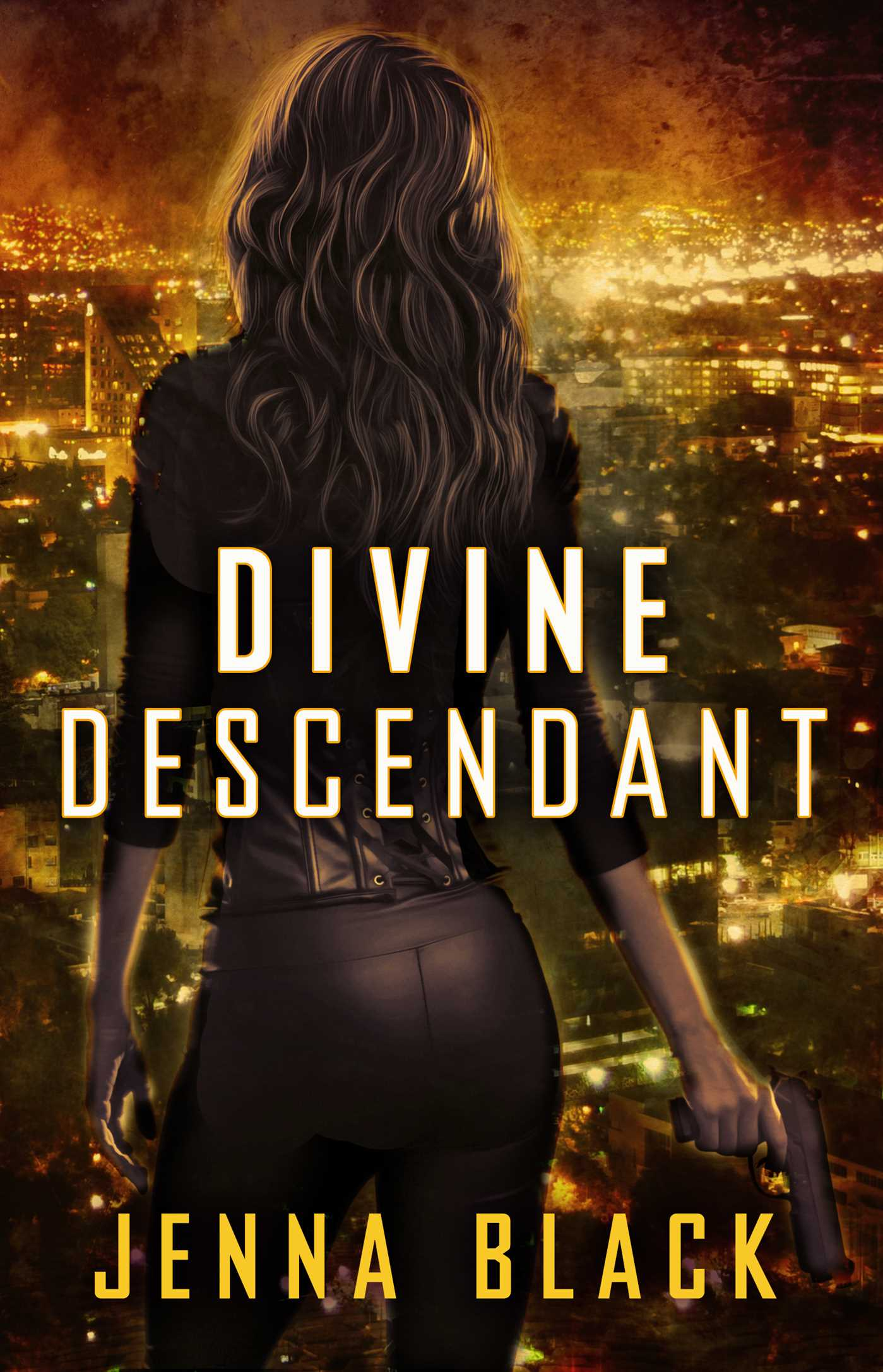 Beautiful Darkness Book Cover ~ Divine descendant ebook by jenna black official publisher page