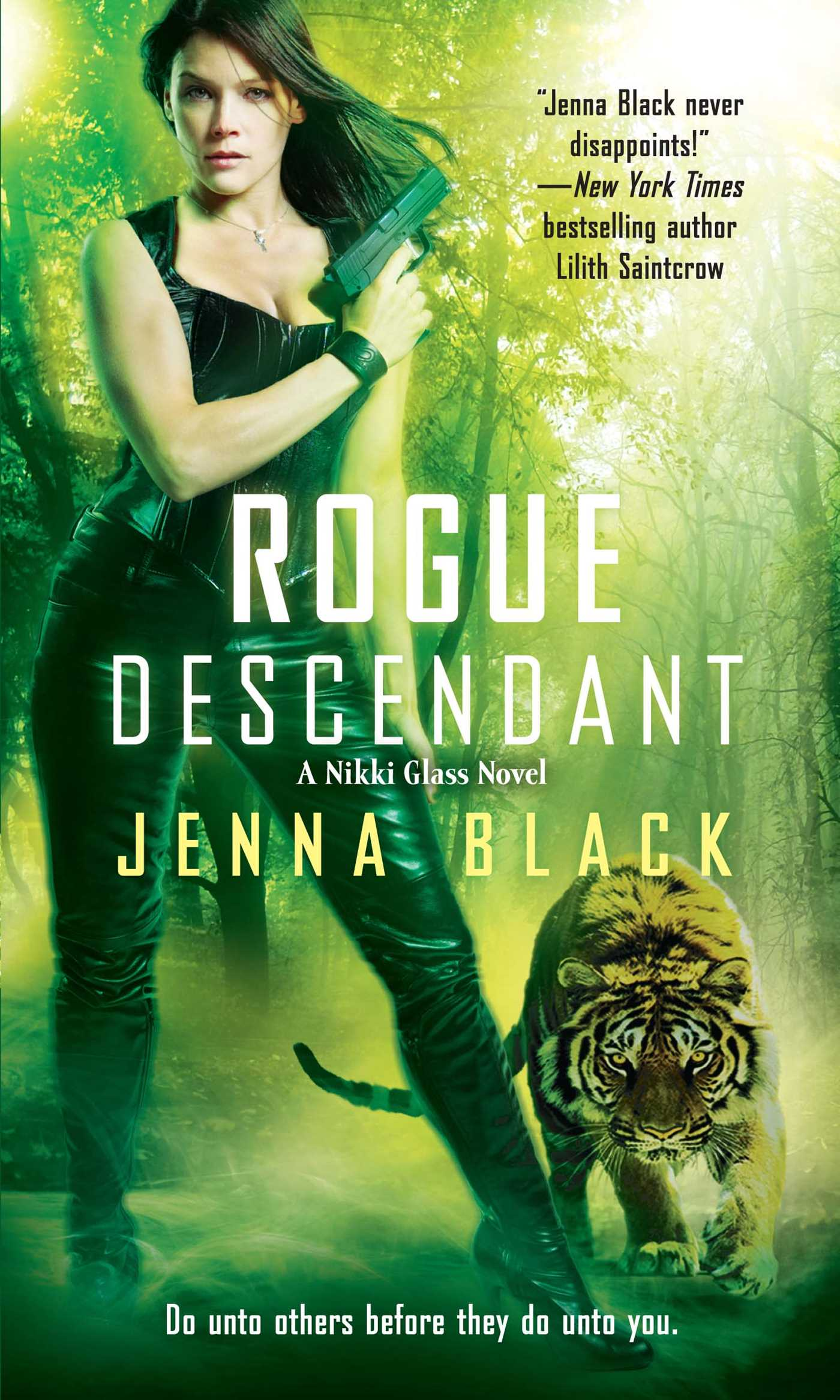 Rogue descendant 9781476700113 hr