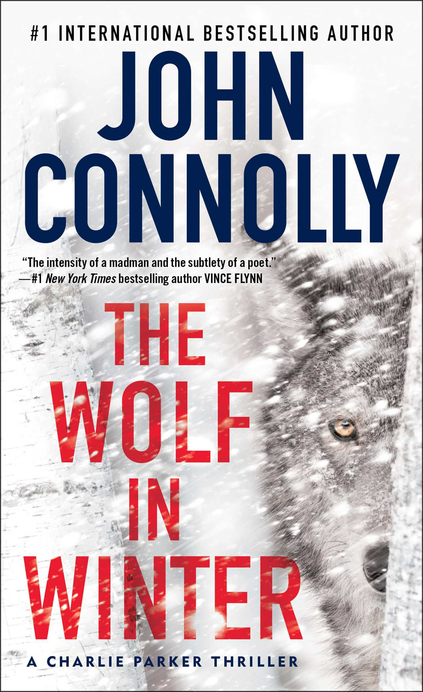 The wolf in winter 9781476703190 hr