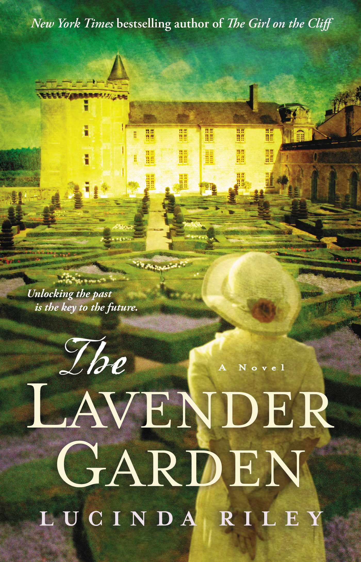 The lavender garden 9781476703565 hr