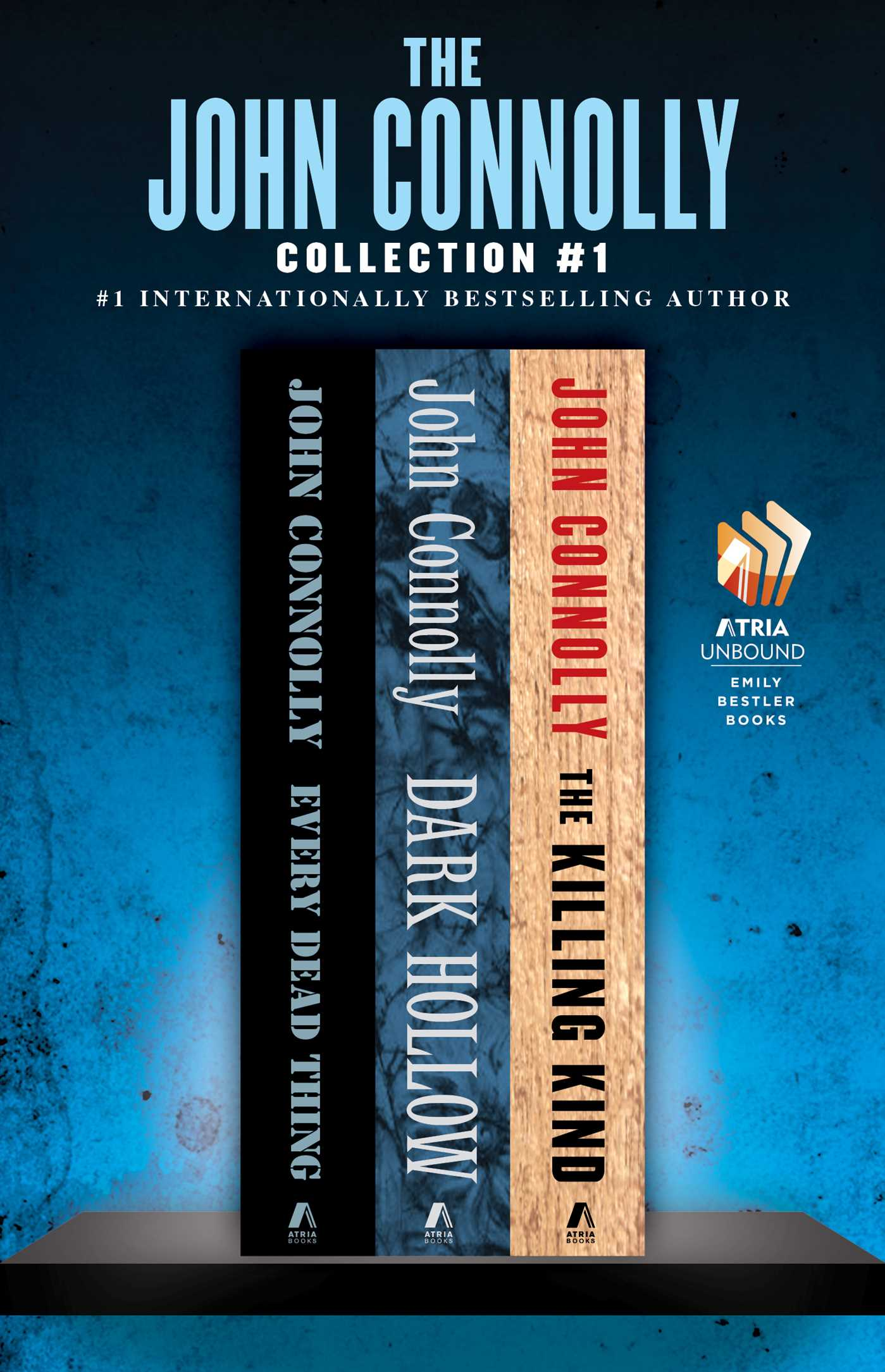The john connolly collection 1 9781476703794 hr