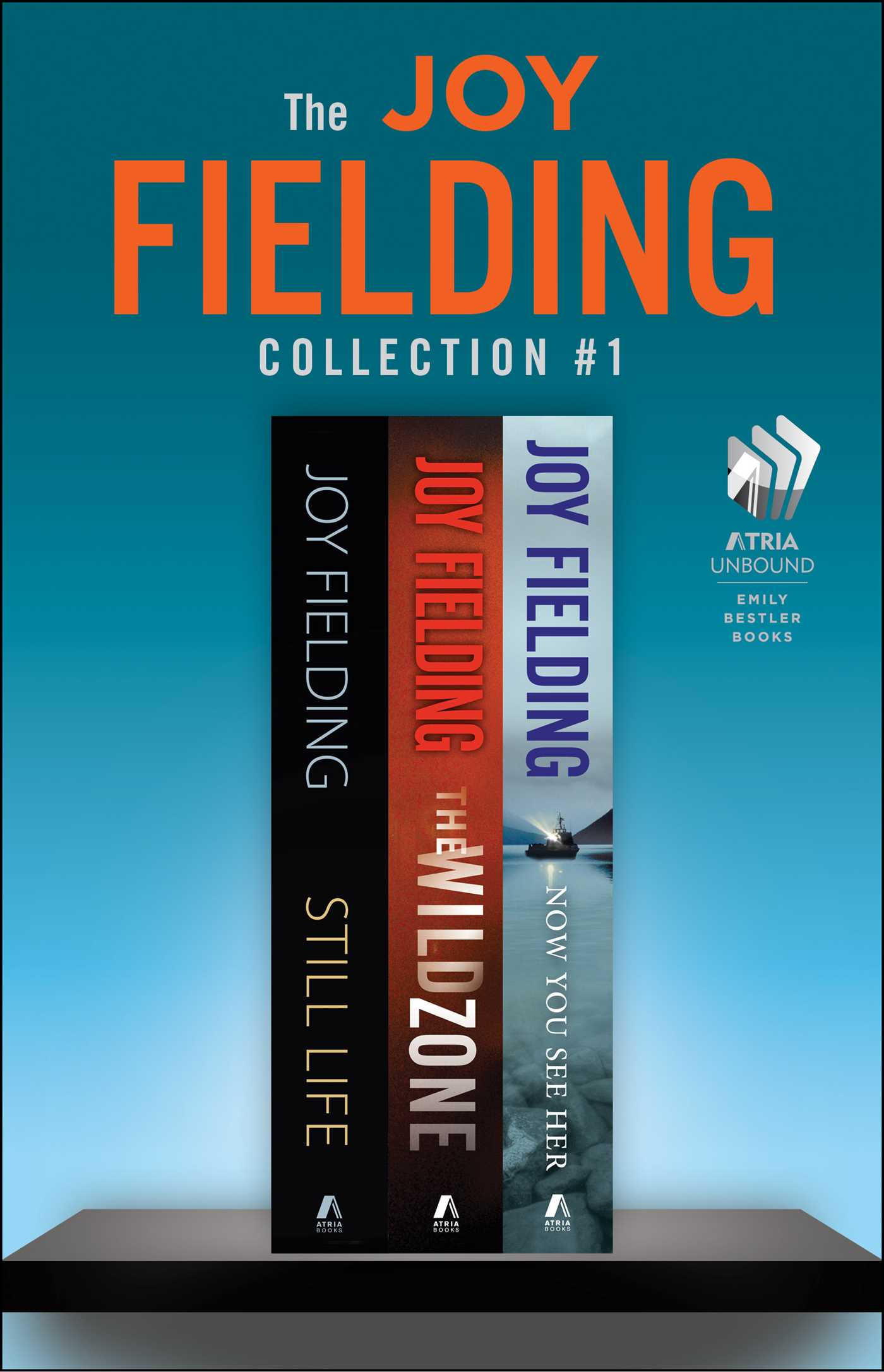 The joy fielding collection 1 9781476703954 hr