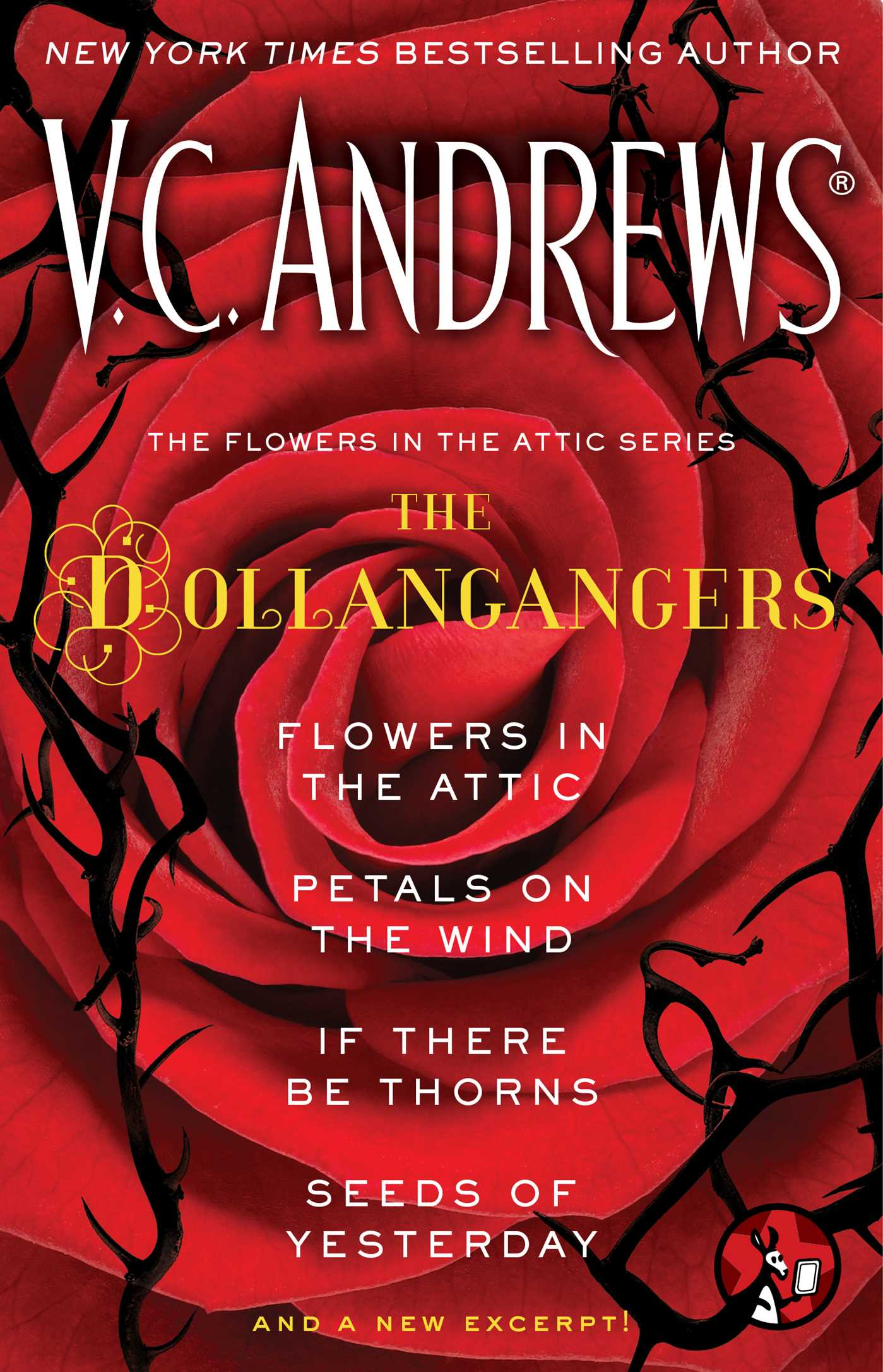 The flowers in the attic series the dollangangers 9781476704173 hr