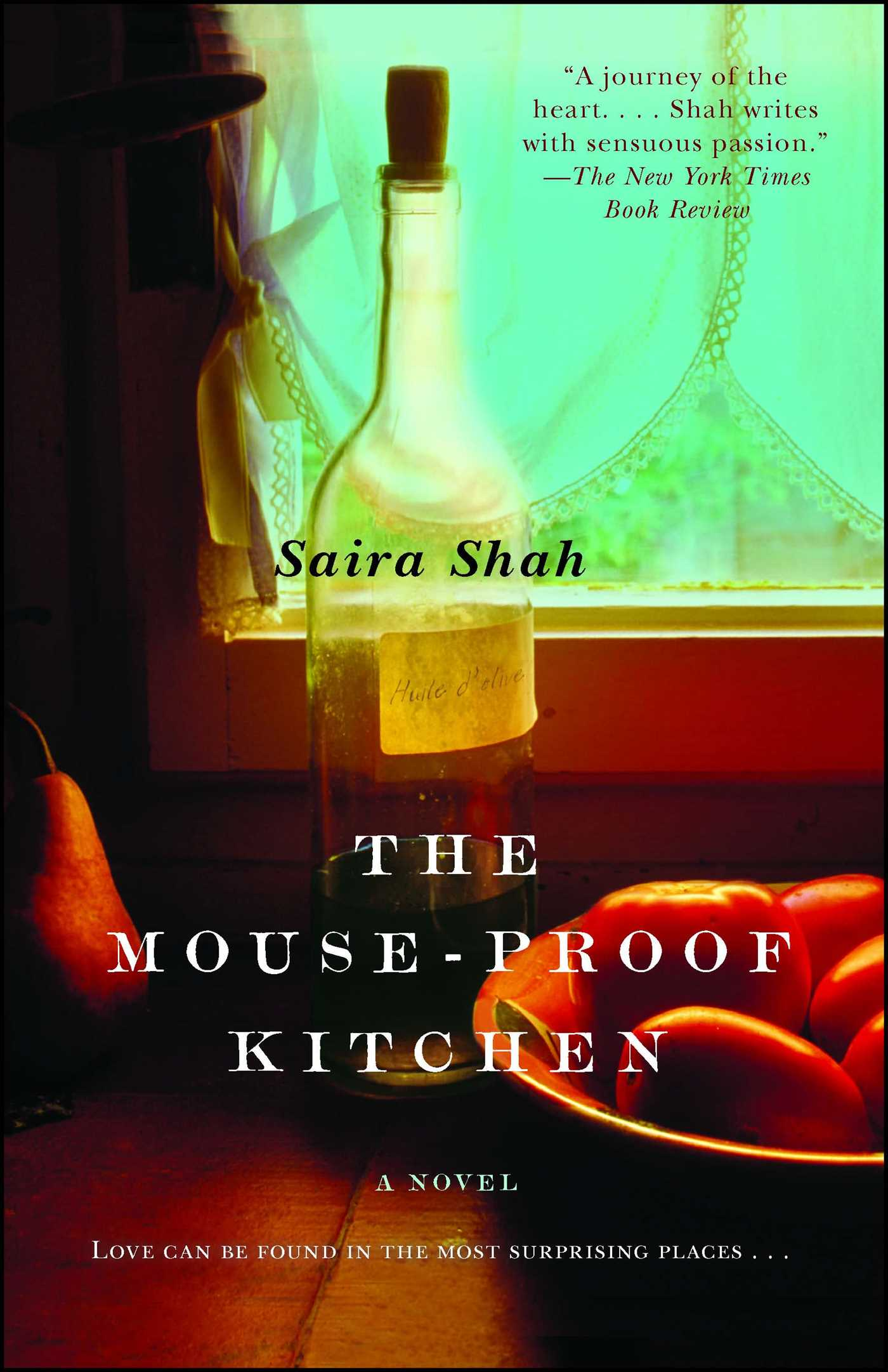 The mouse proof kitchen 9781476705675 hr
