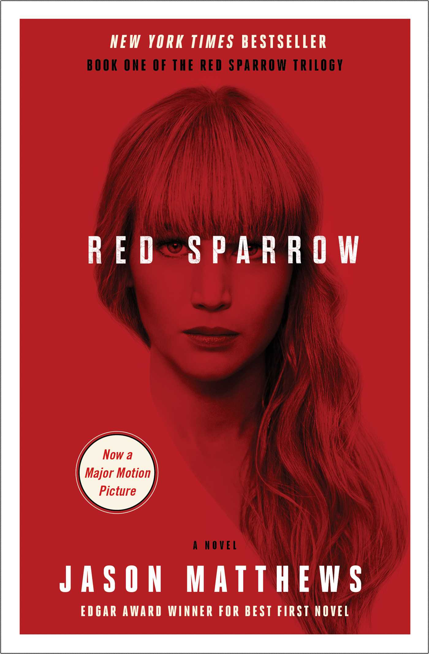 Red sparrow 9781476706146 hr