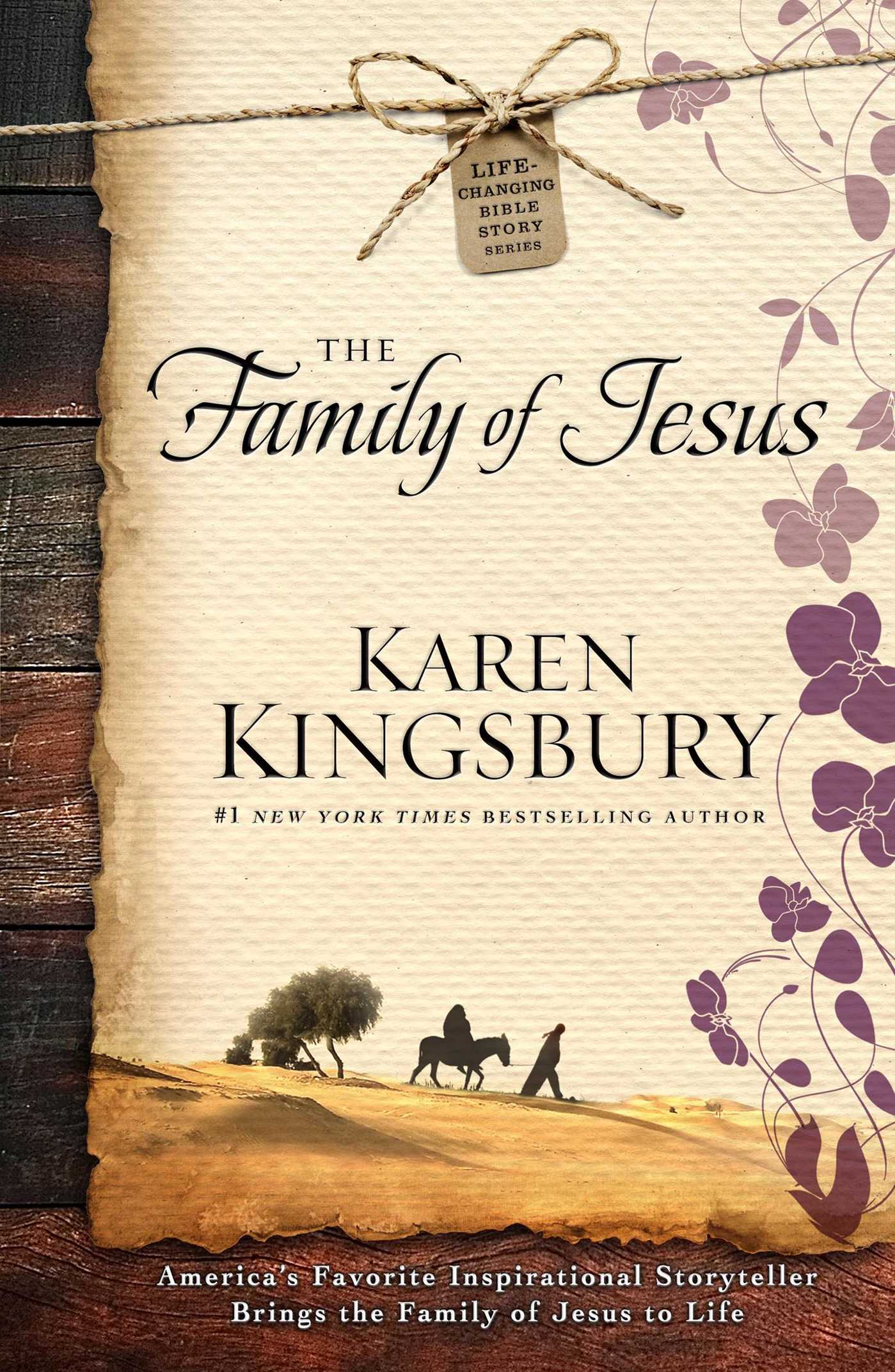 The family of jesus 9781476707457 hr