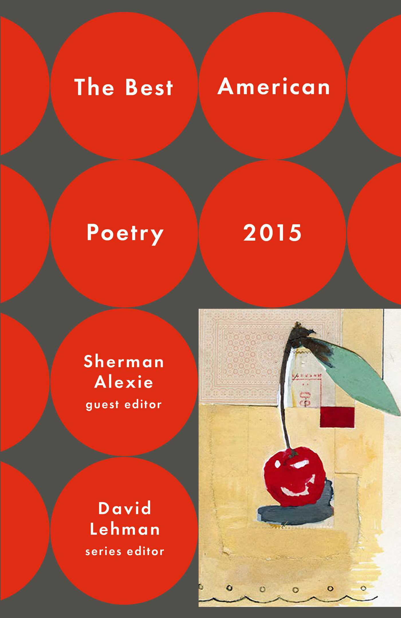The best american poetry 2015 9781476708195 hr
