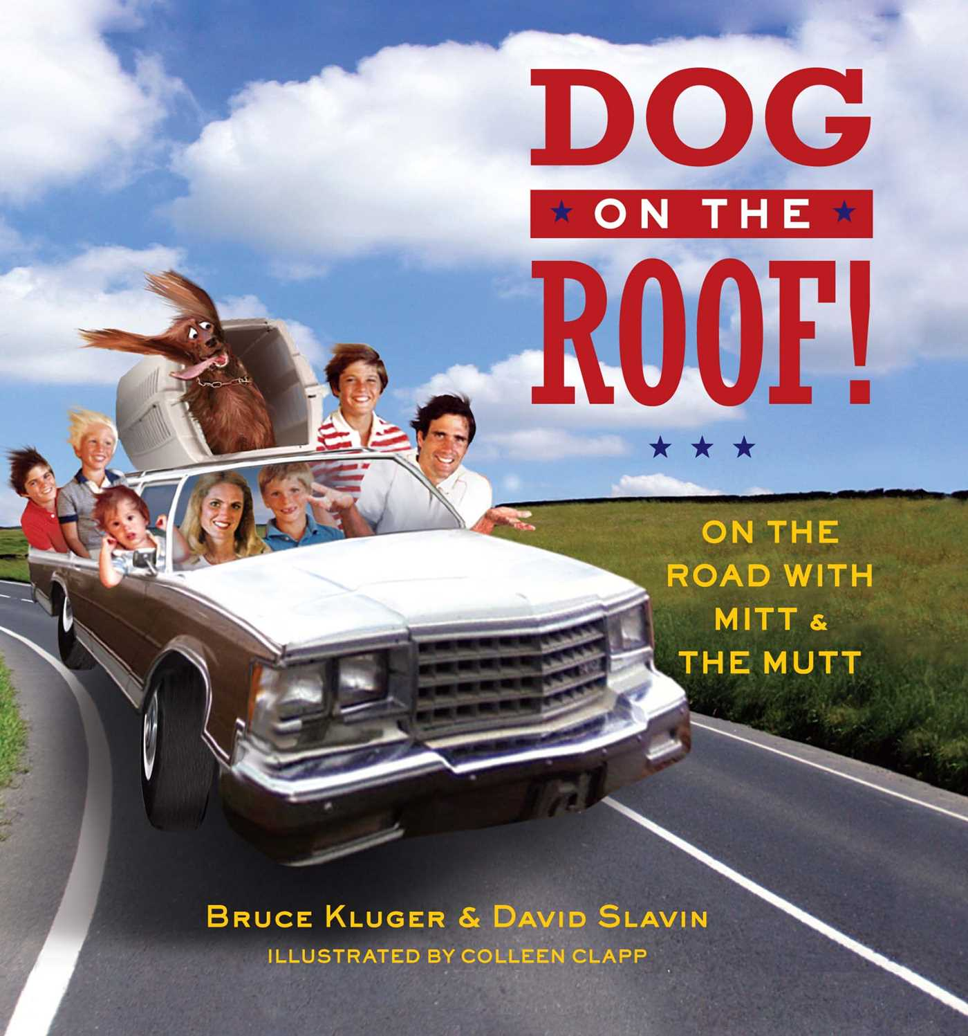 Dog on the roof 9781476708843 hr