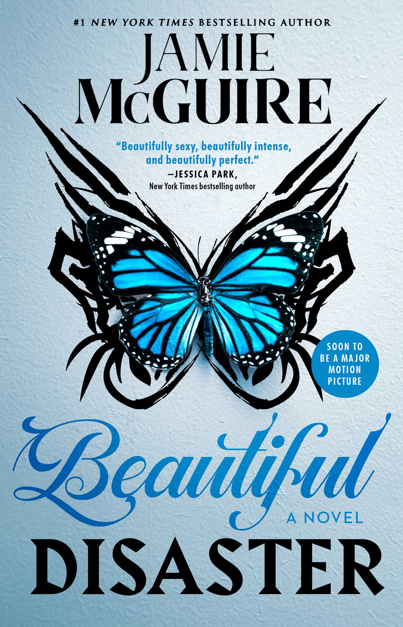 Beautiful disaster 9781476712055 hr