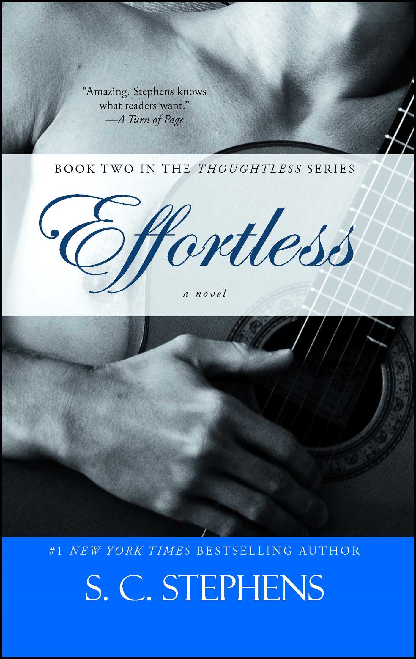Effortless | Book by S.C. Stephens | Official Publisher Page ...