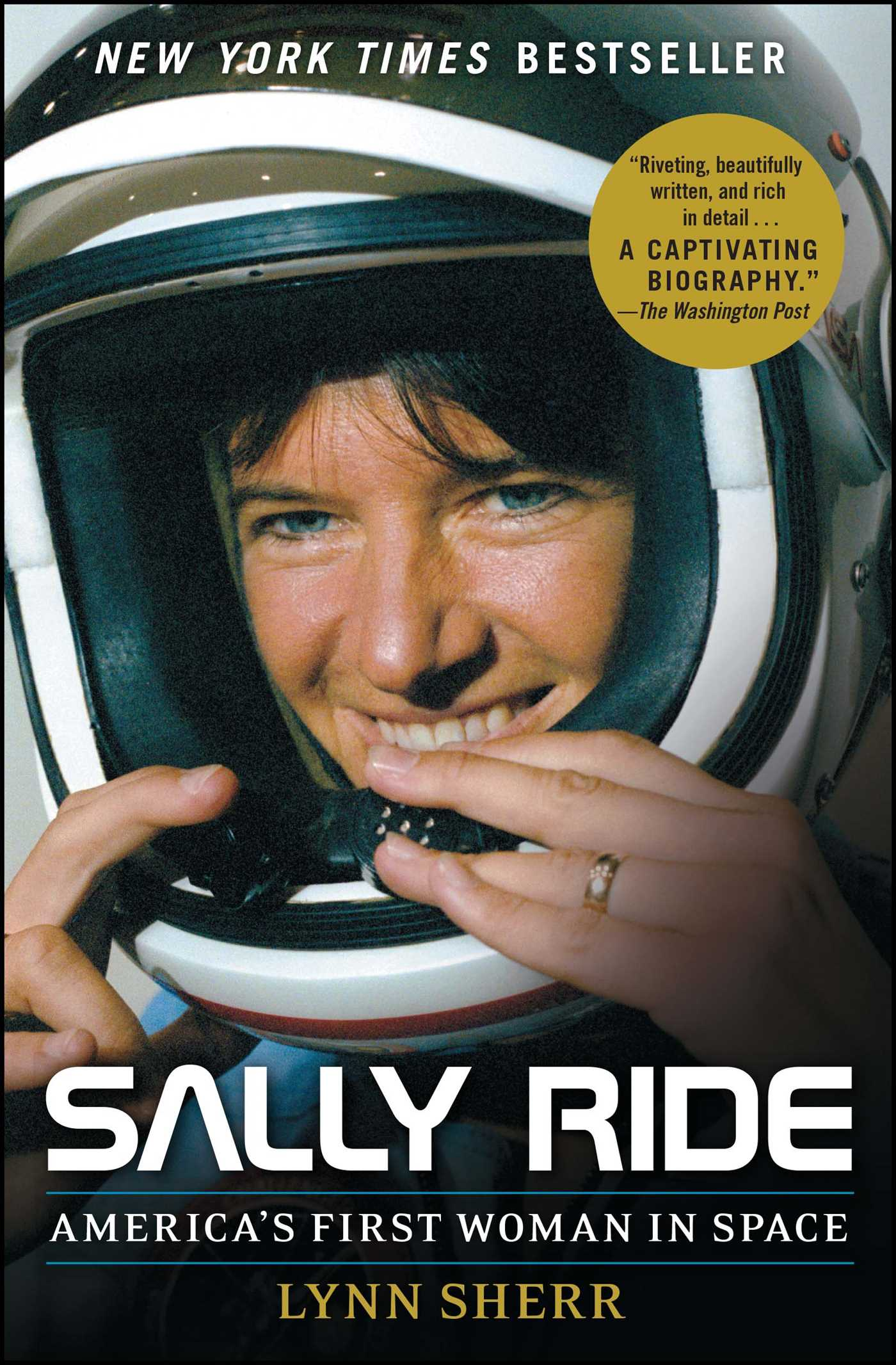 Sally ride 9781476725772 hr