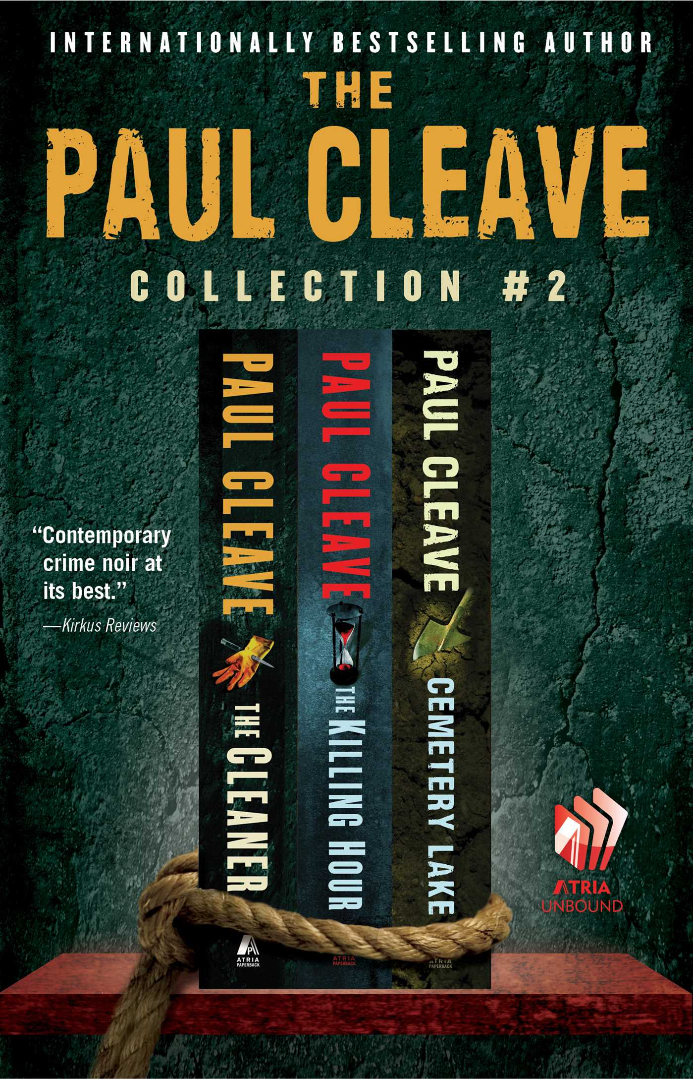 The paul cleave collection 2 9781476727028 hr