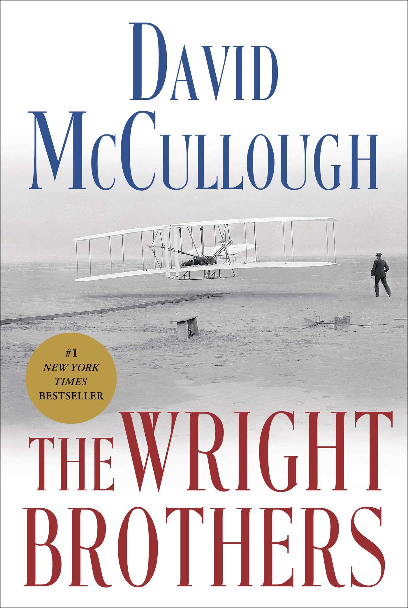 The wright brothers 9781476728742 hr