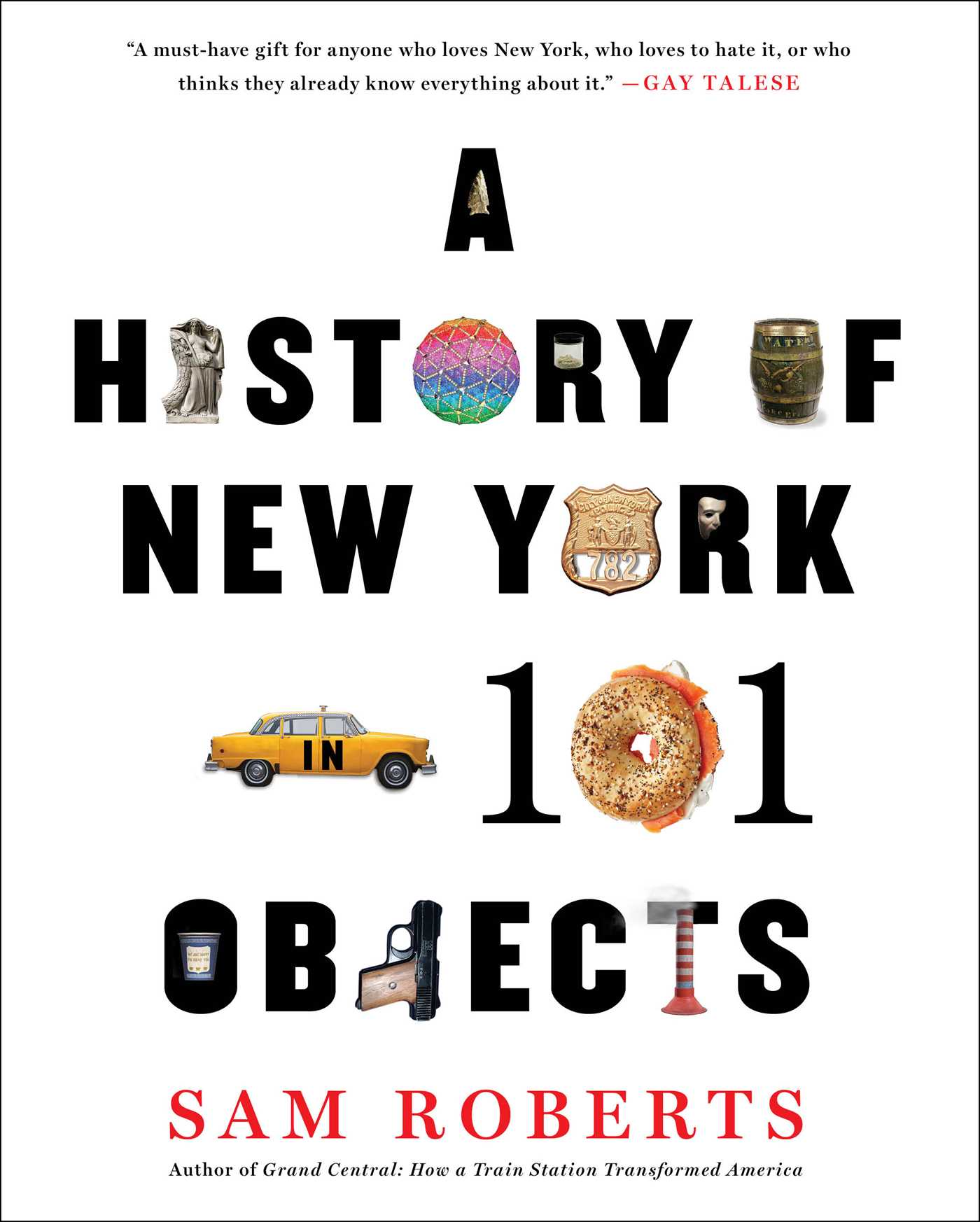 History of new york in 101 objects 9781476728773 hr