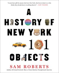 A history of new york in 101 objects 9781476728797