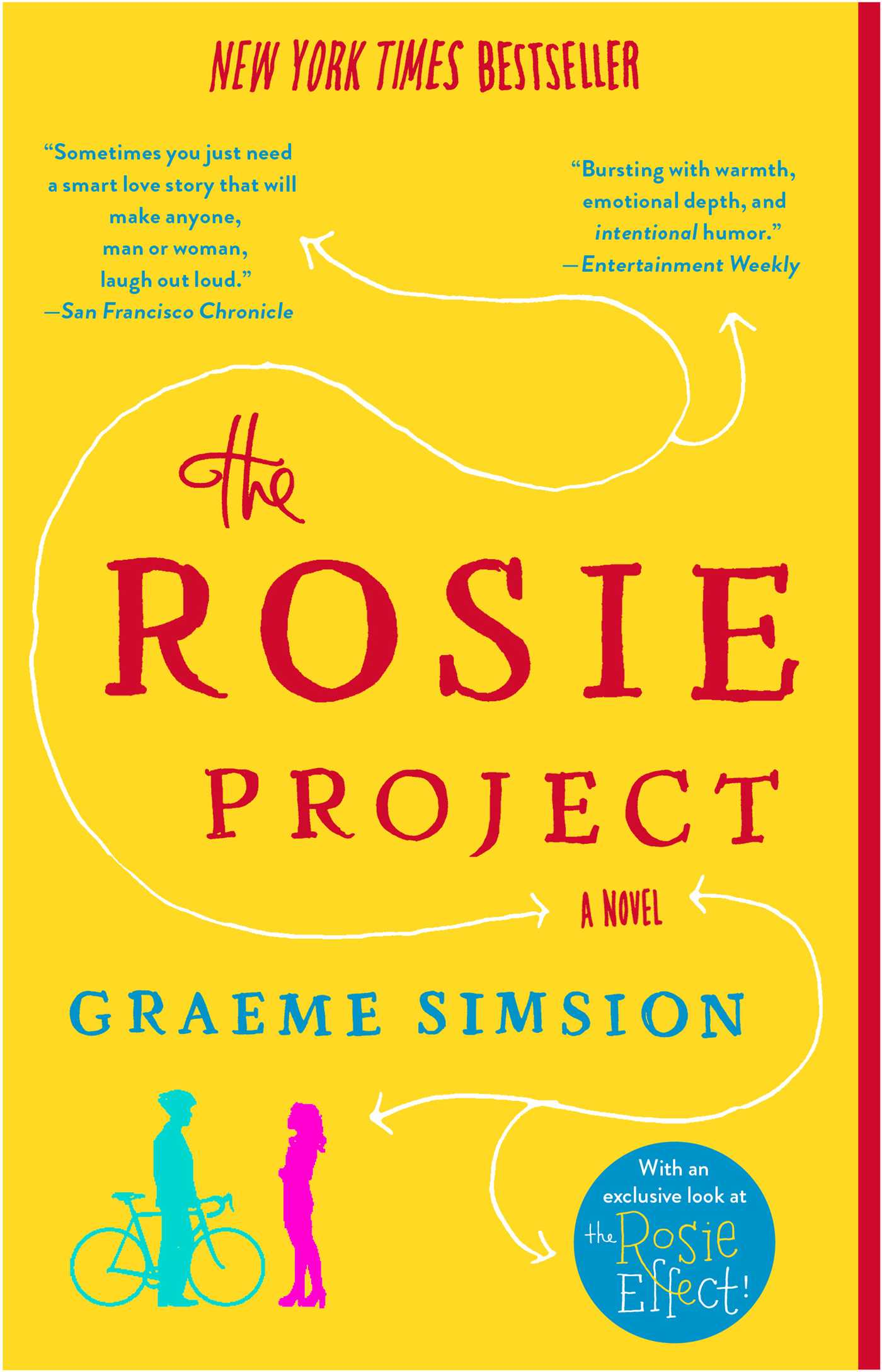 The Rosie Project 9781476729091 Hr