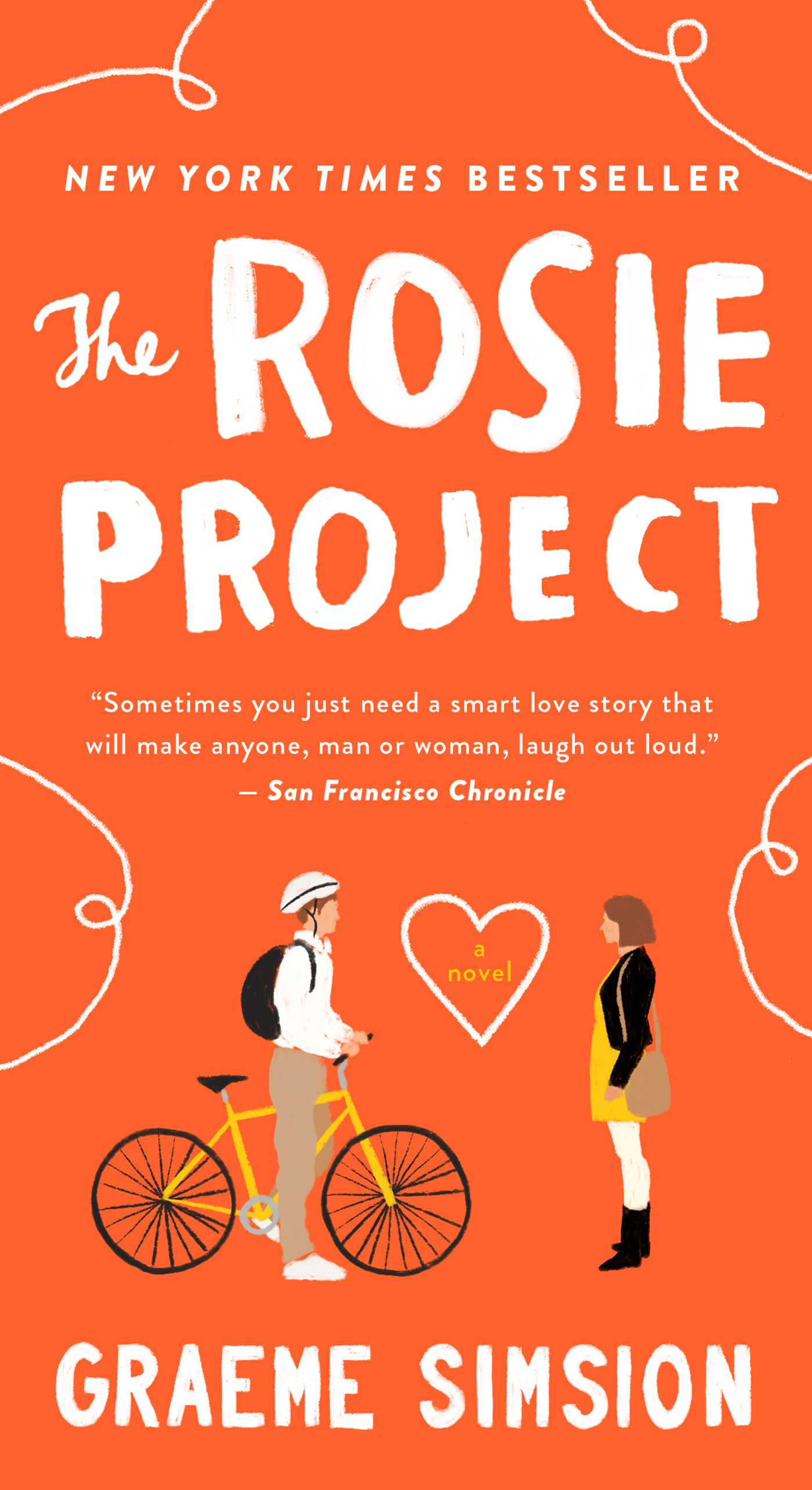 The rosie project 9781476729107 hr