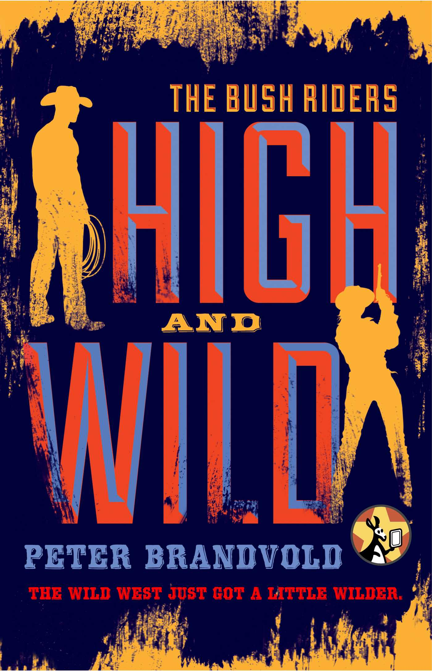 High and wild 9781476730110 hr