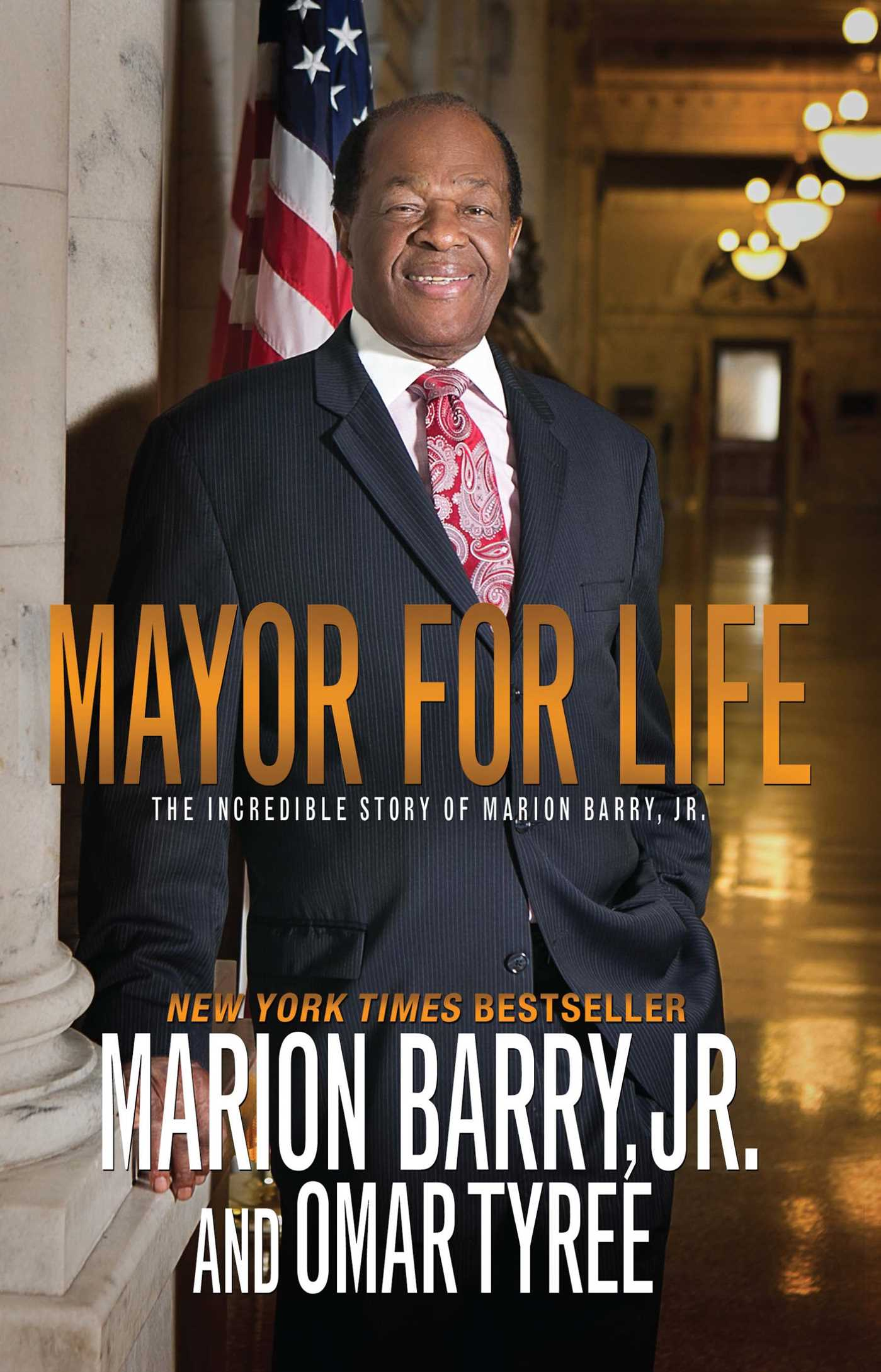 Mayor for life 9781476730561 hr
