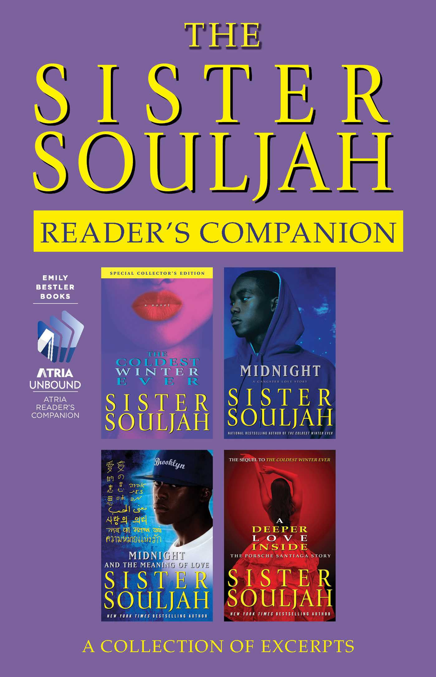 The sister souljah collection 1 ebook by sister souljah official the sister souljah readers companion fandeluxe Image collections