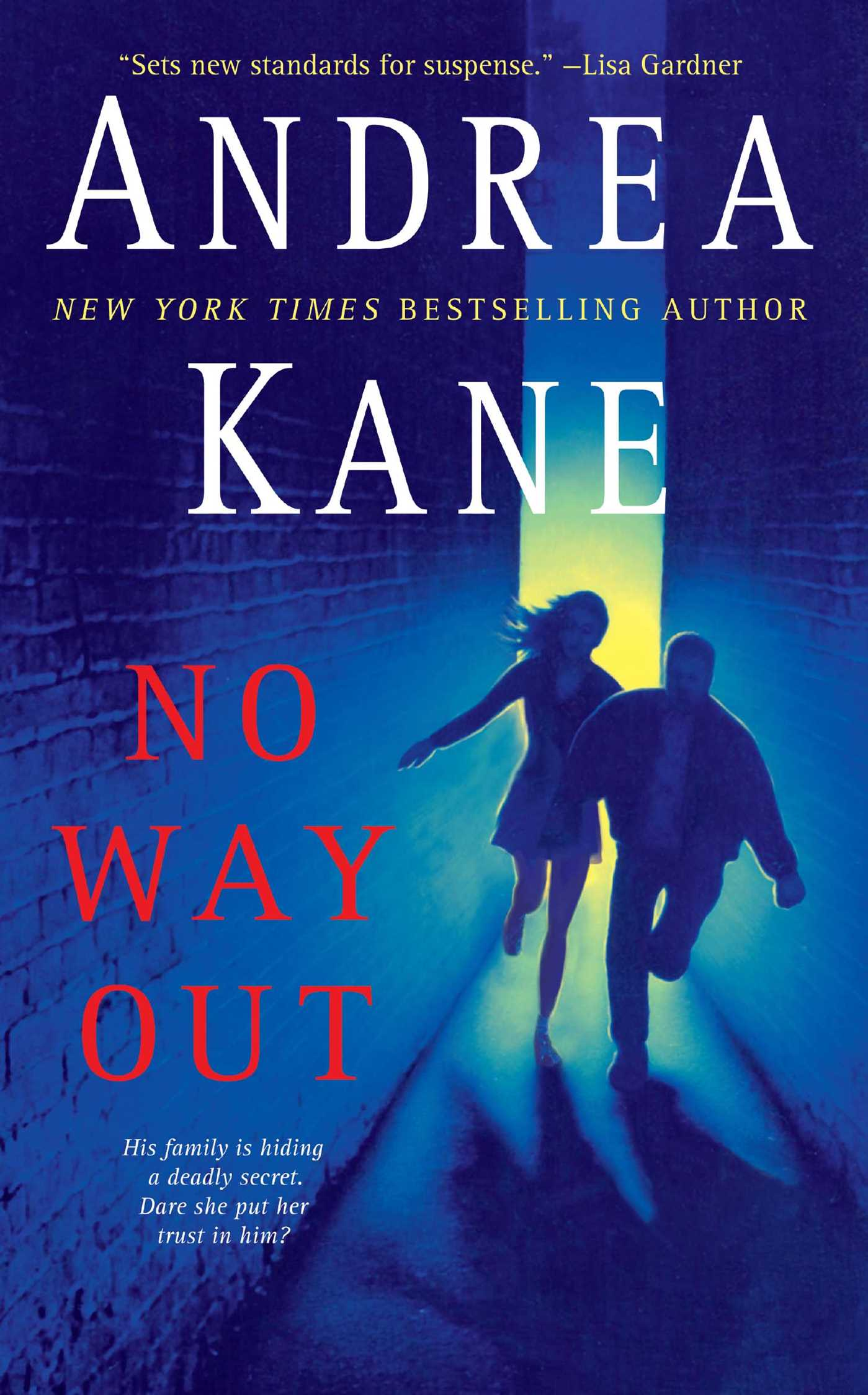 No way out 9781476730806 hr
